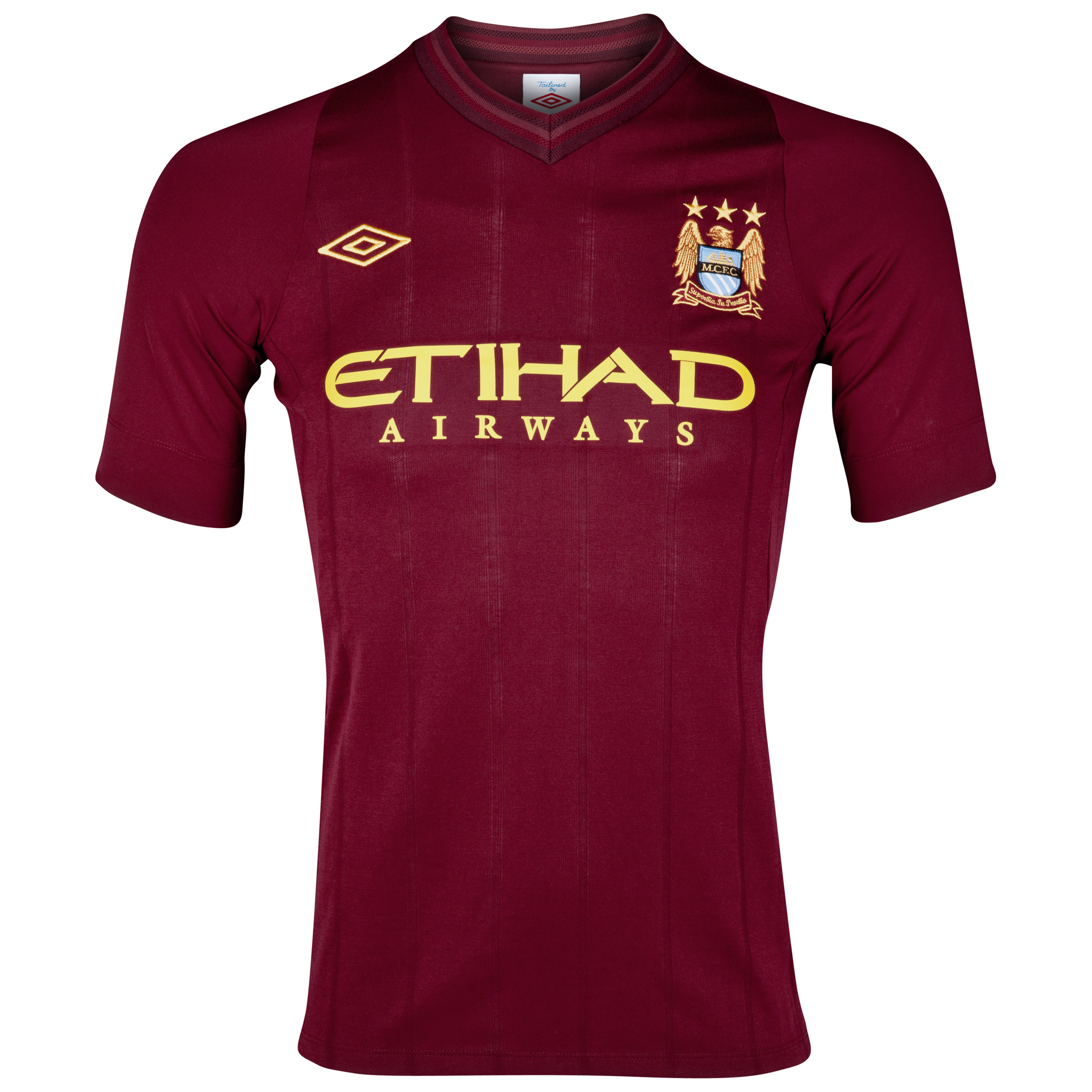 Manchester City Away Shirt 2012/13