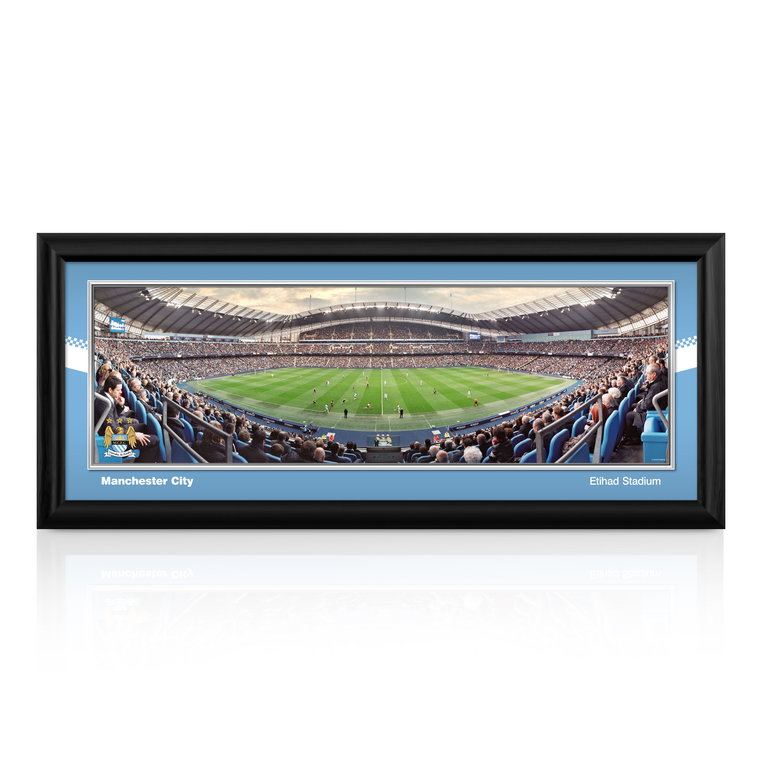 Manchester City Desktop Matchday Panoramic
