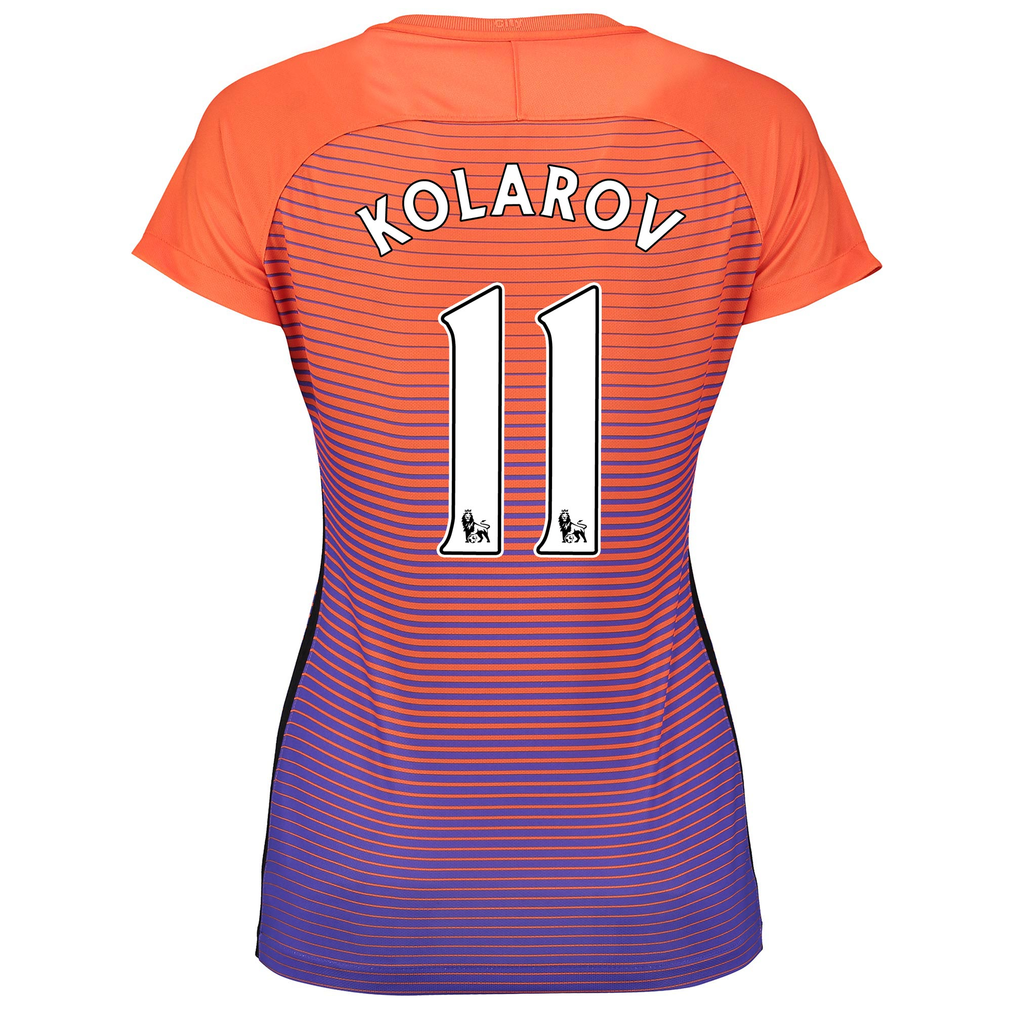 Manchester City Third Stadium Shirt 2016-17 - Womens with Kolarov 11 p