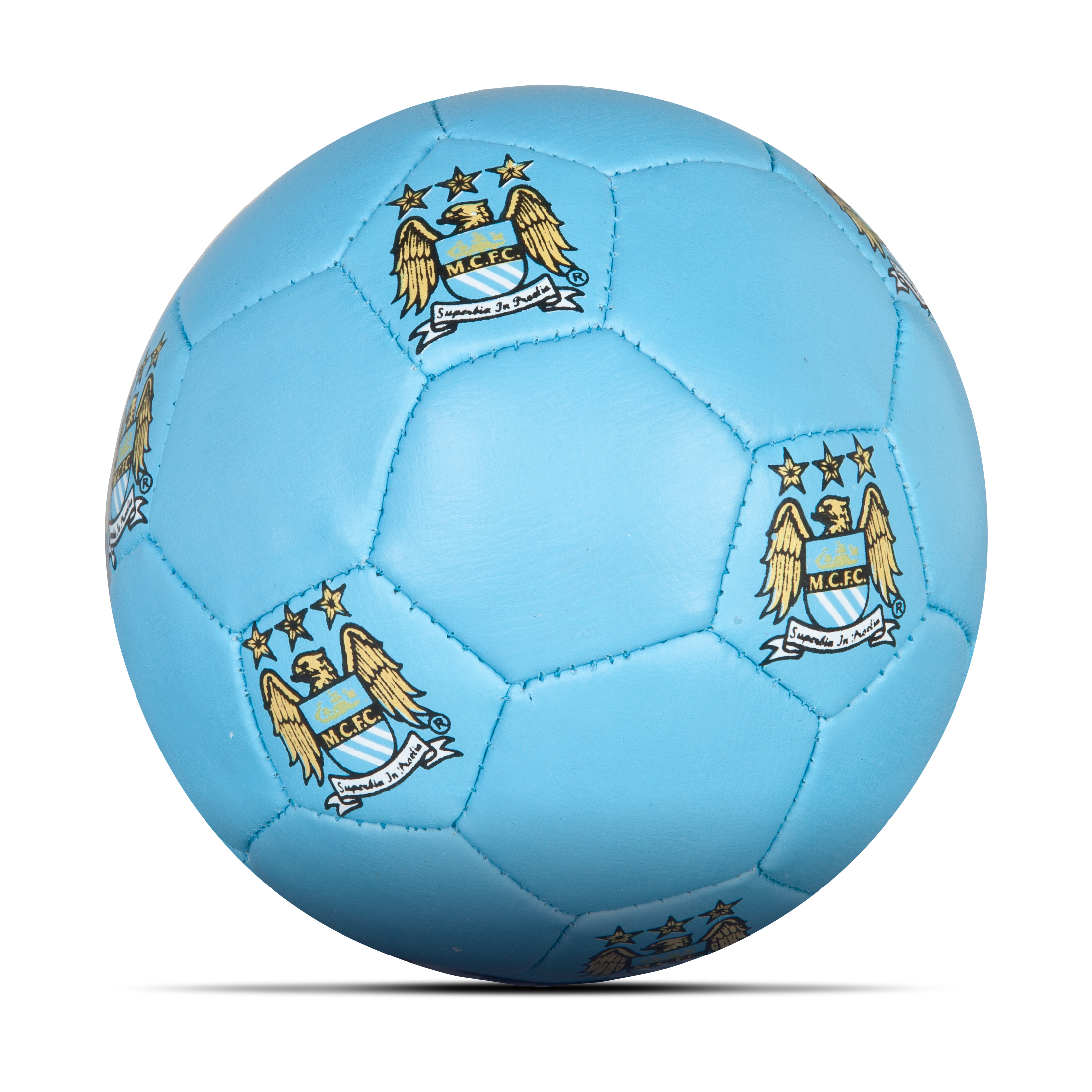 Manchester City 4 inch Mini Ball in Clampack