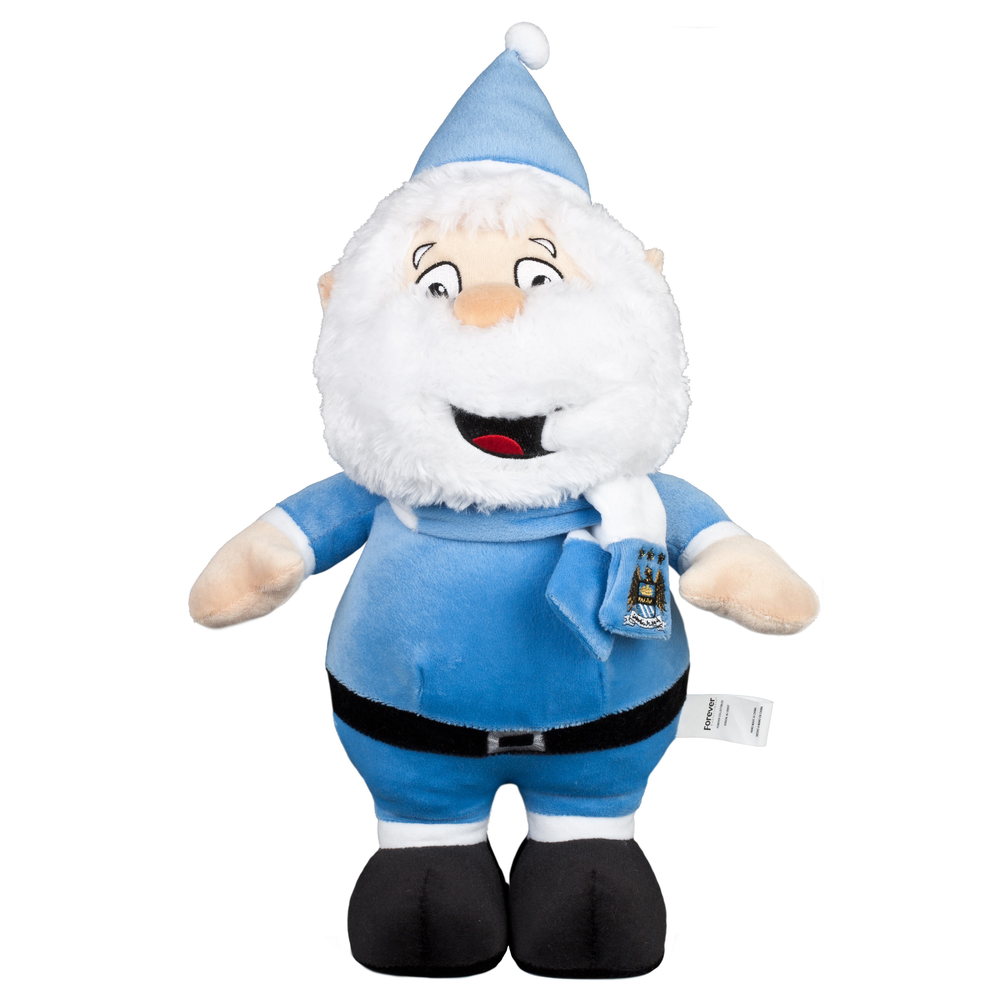 Manchester City Heavy Foot Santa