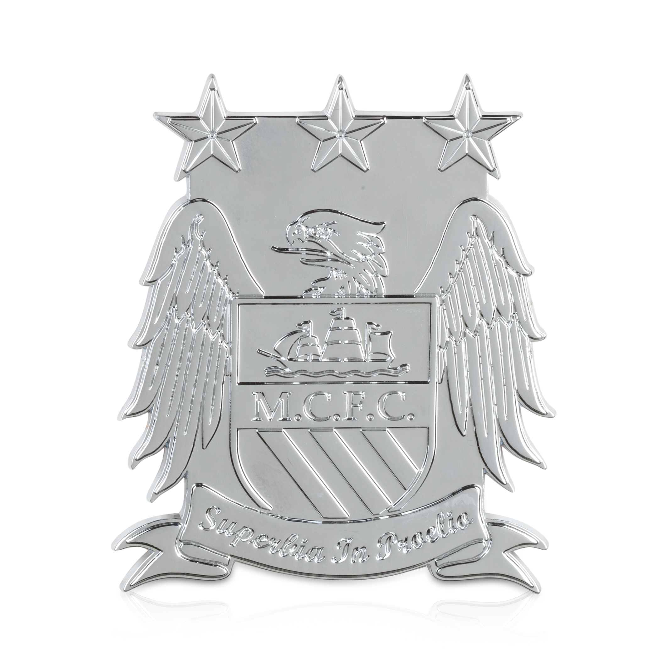 Manchester City Car Badge