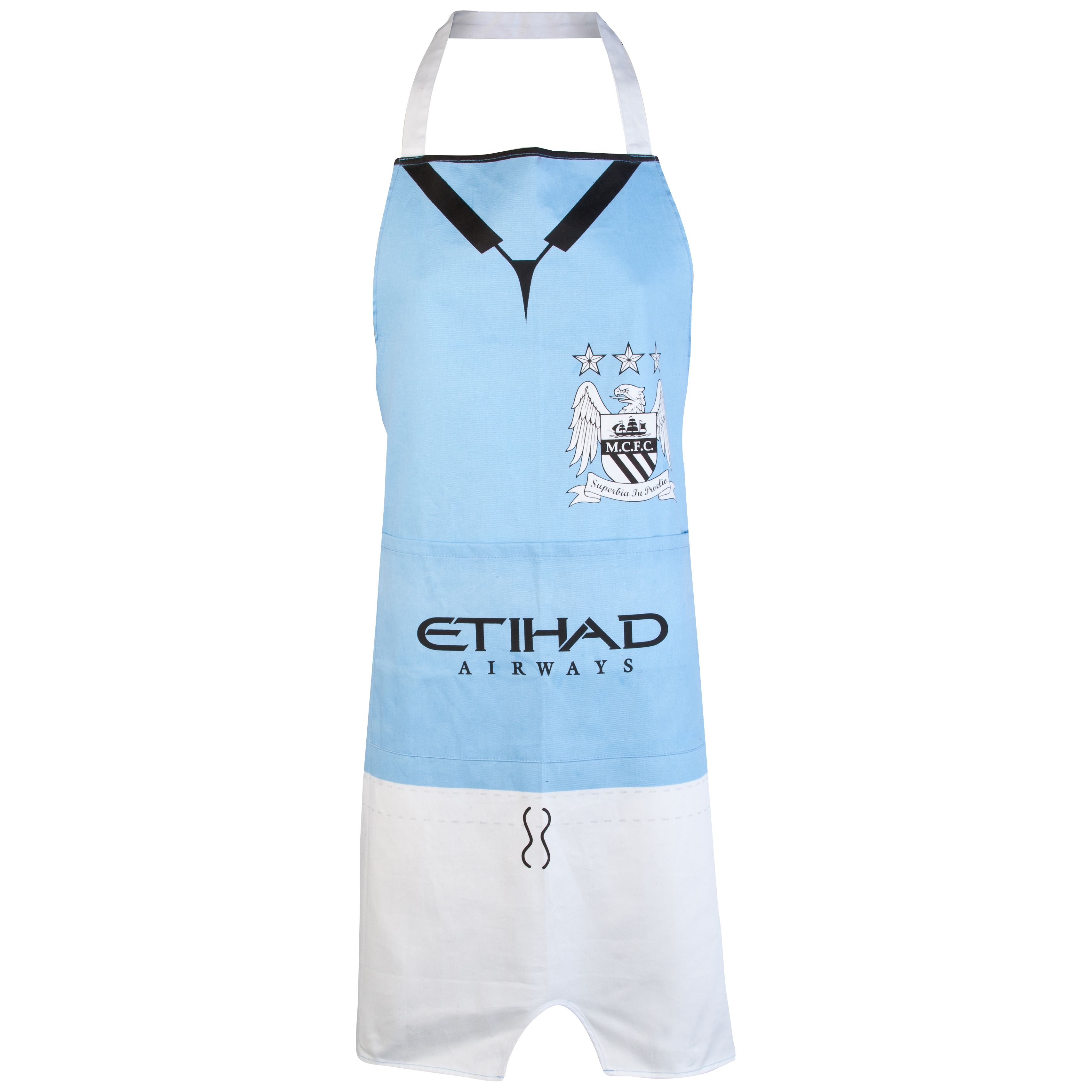 Manchester City Kit Apron 2012
