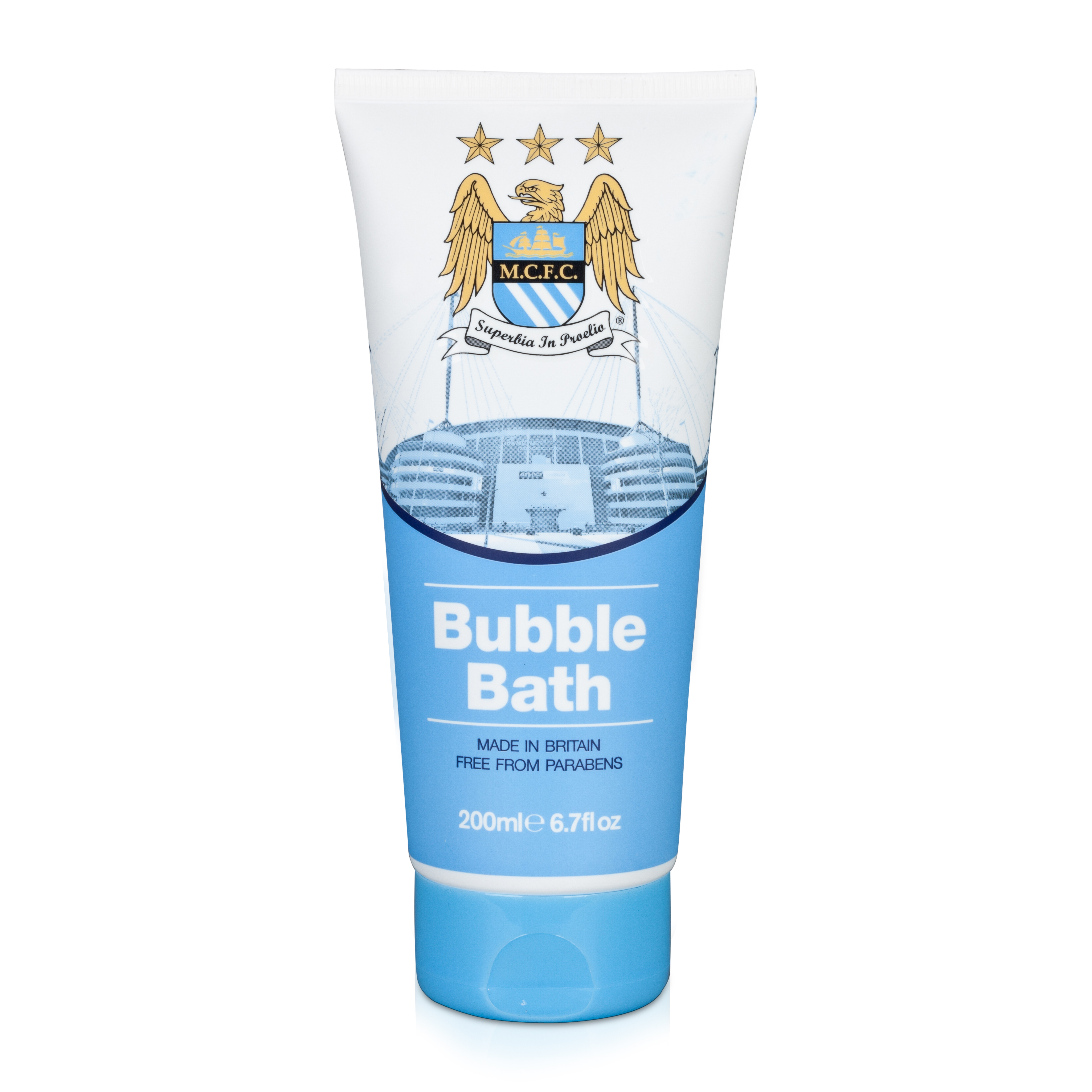 Manchester City Bubble Bath