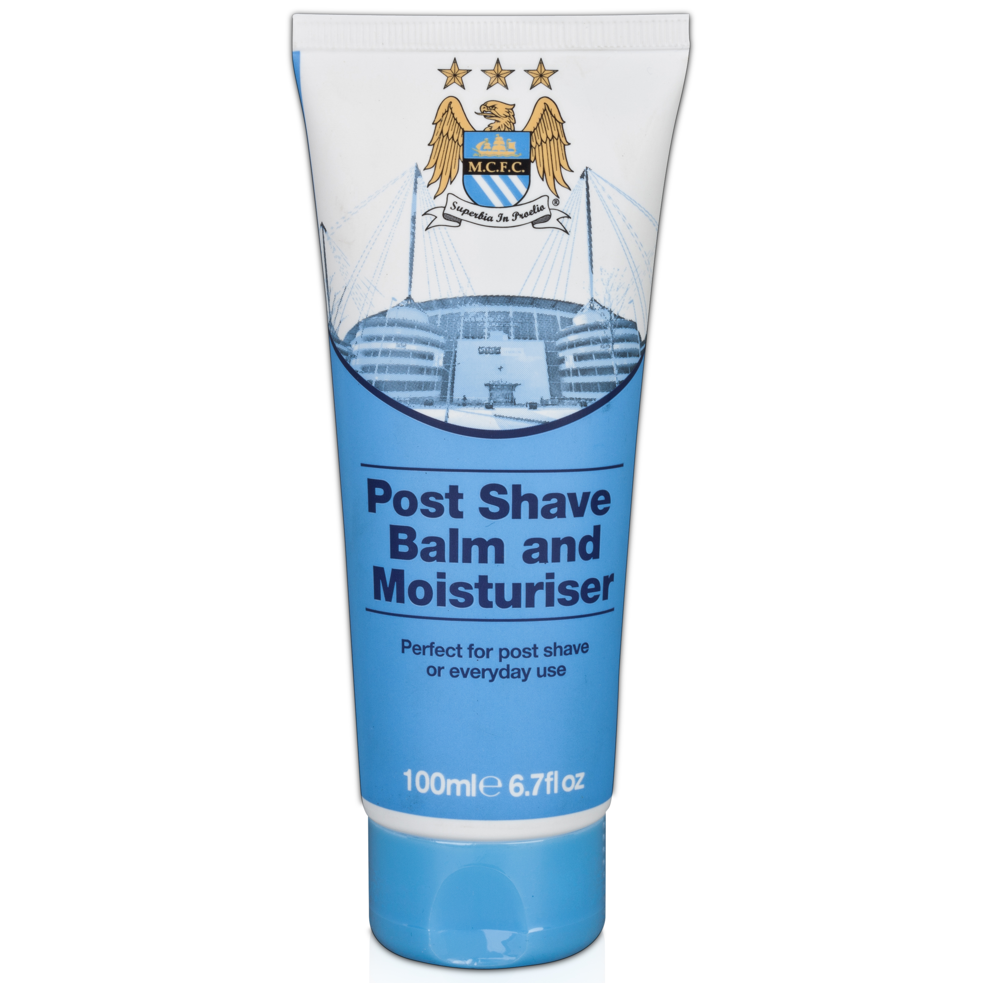 Manchester City Duo 2 in 1 Balm And Moisturiser