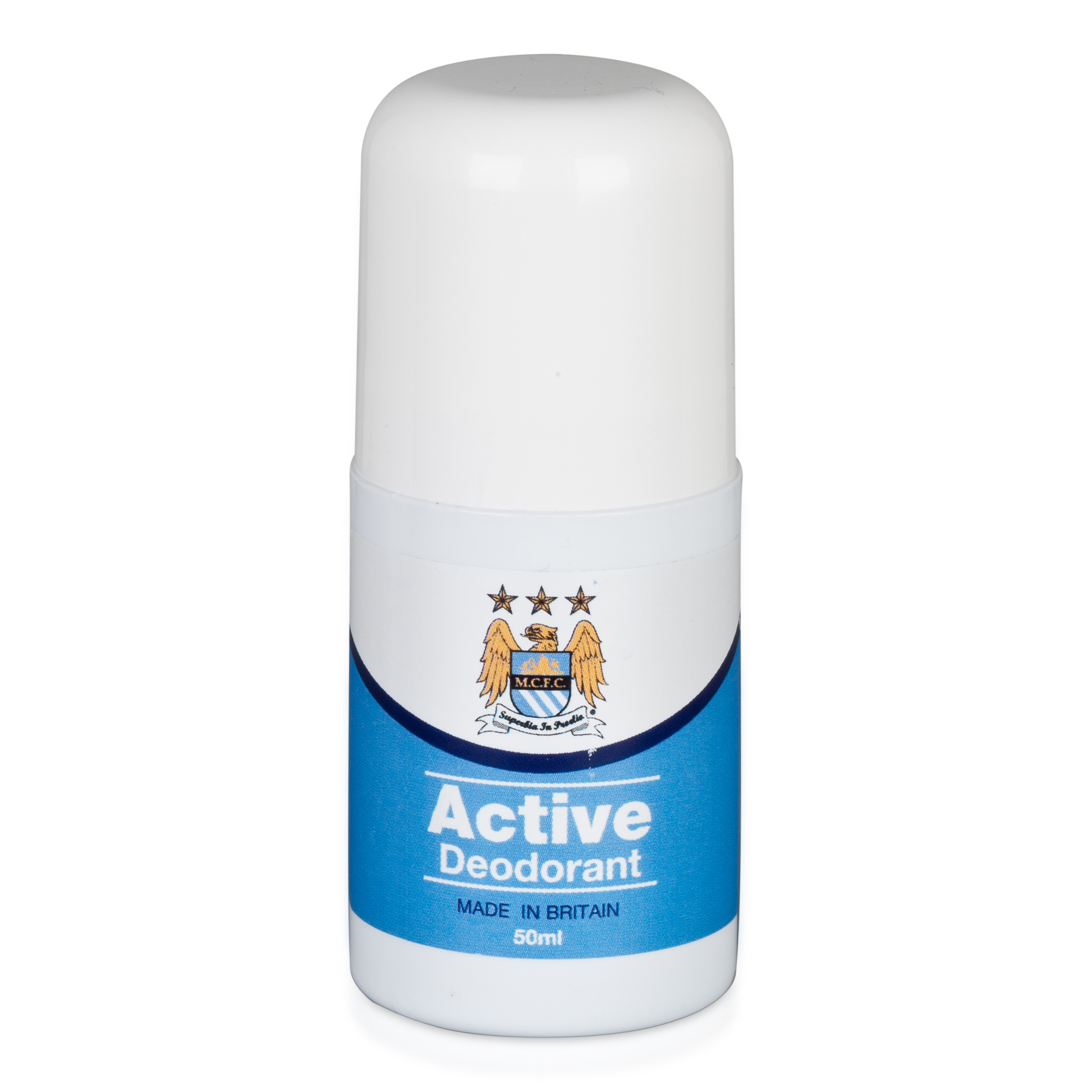 Manchester City Roll On Deodorant