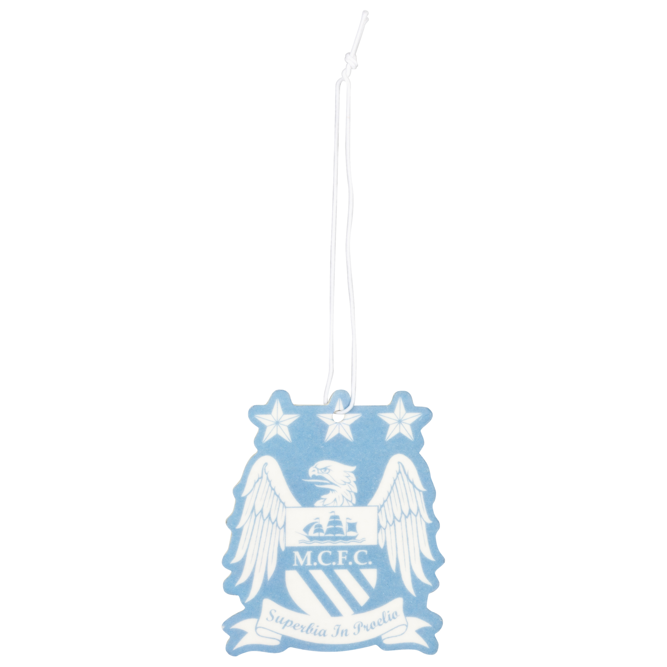 Manchester City Tonal Crest Air Freshener