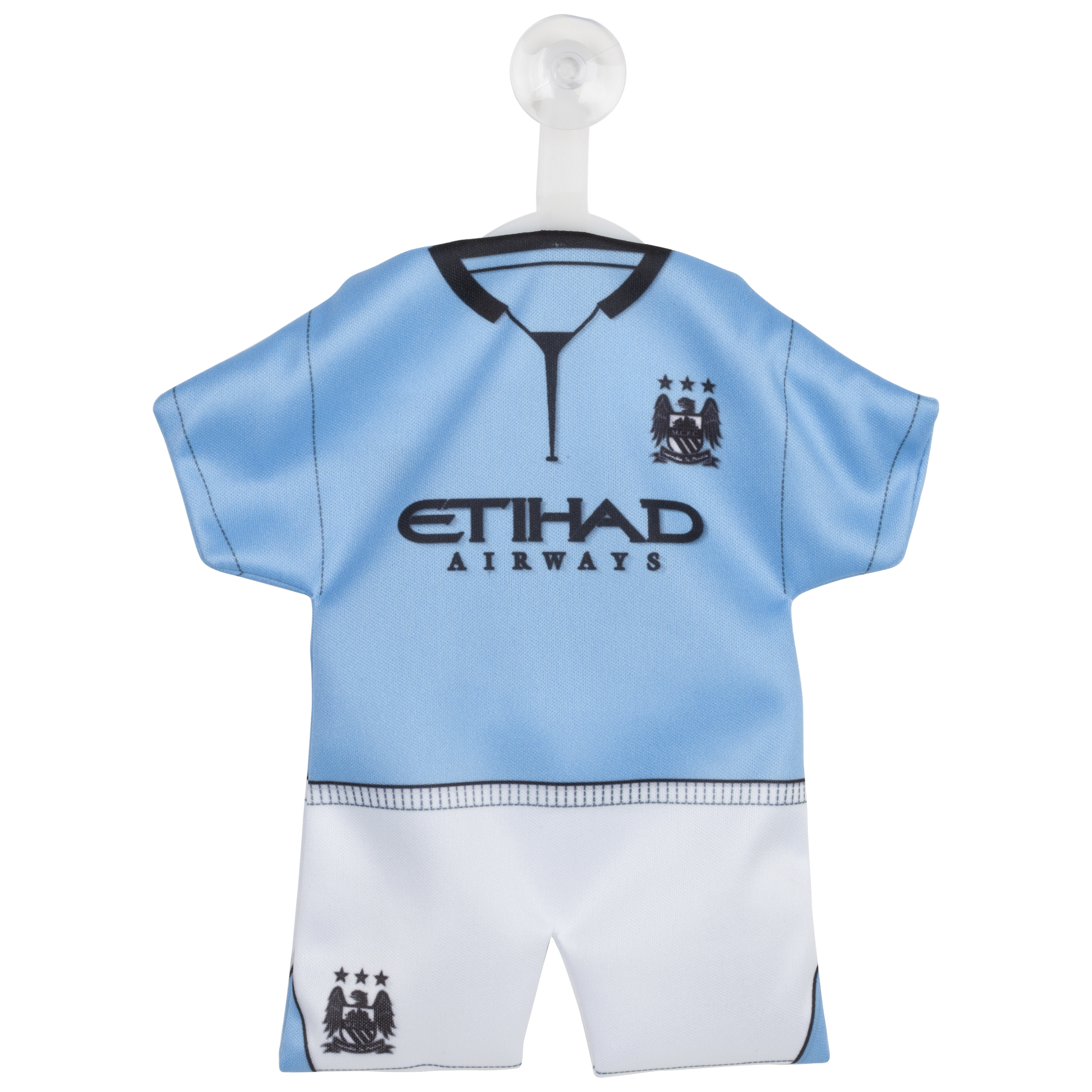 Manchester City Home Car Kit Hanger 12/13