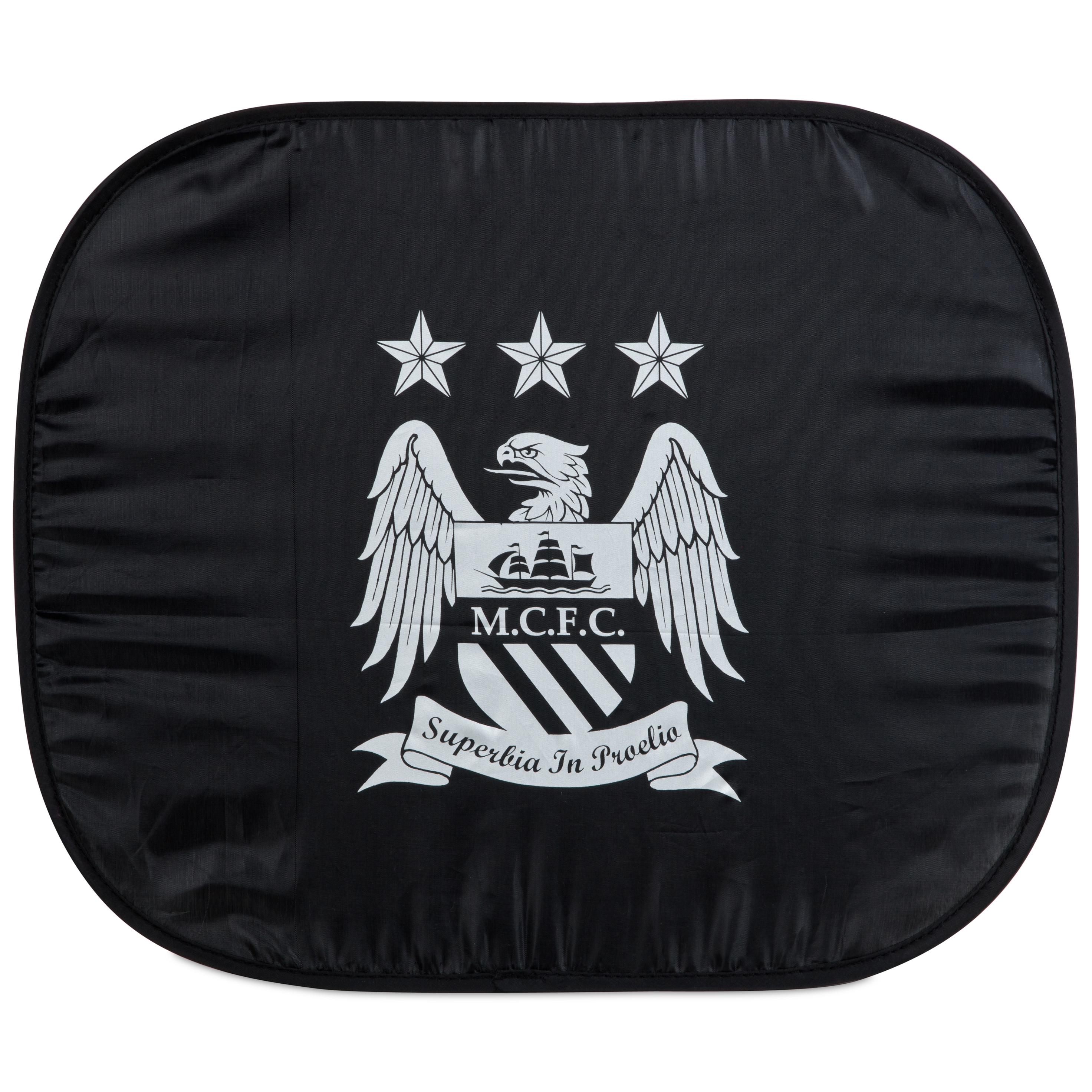 Manchester City Pack of 2 Sun Screens