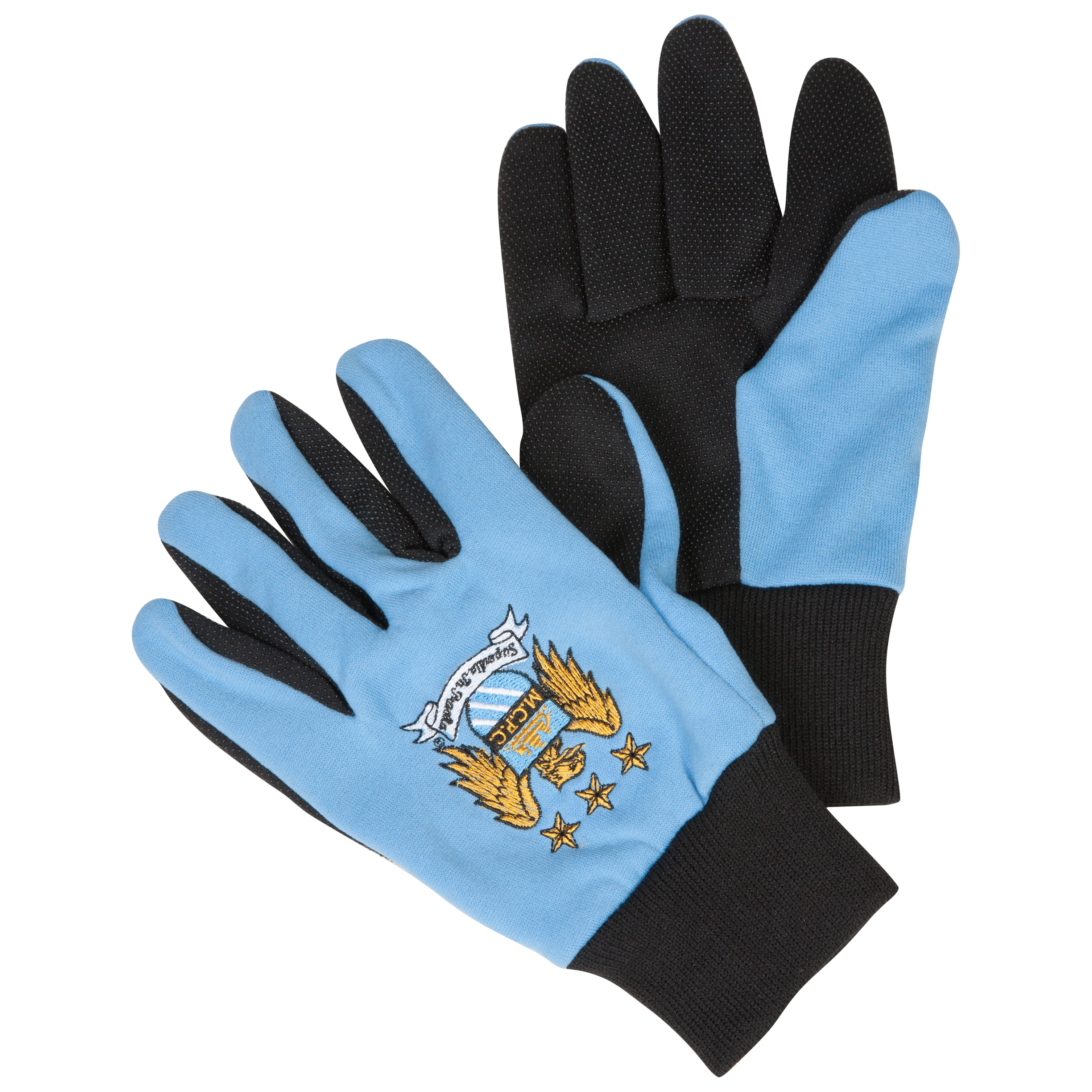 Manchester City Utility Gloves