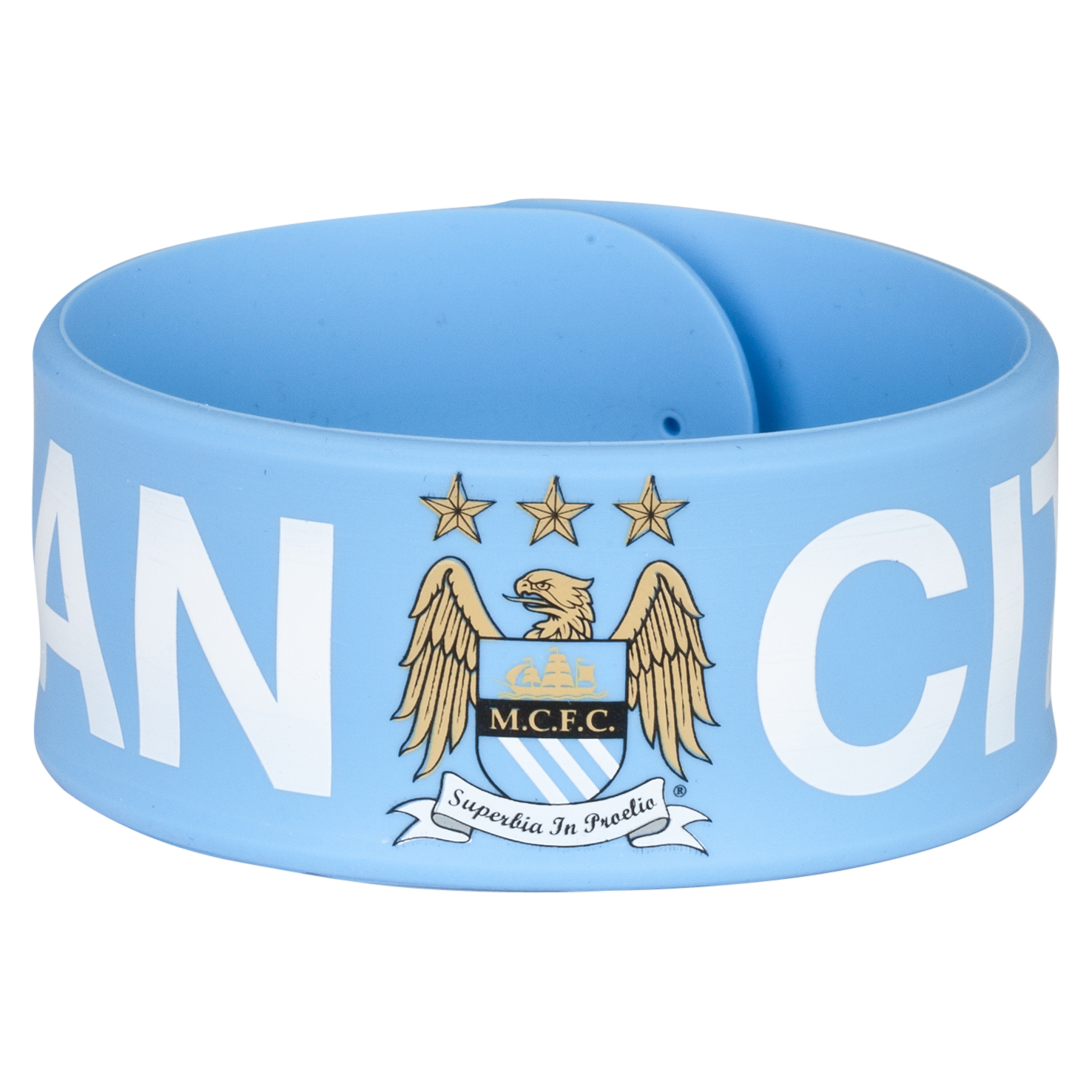 Manchester City Slap Band