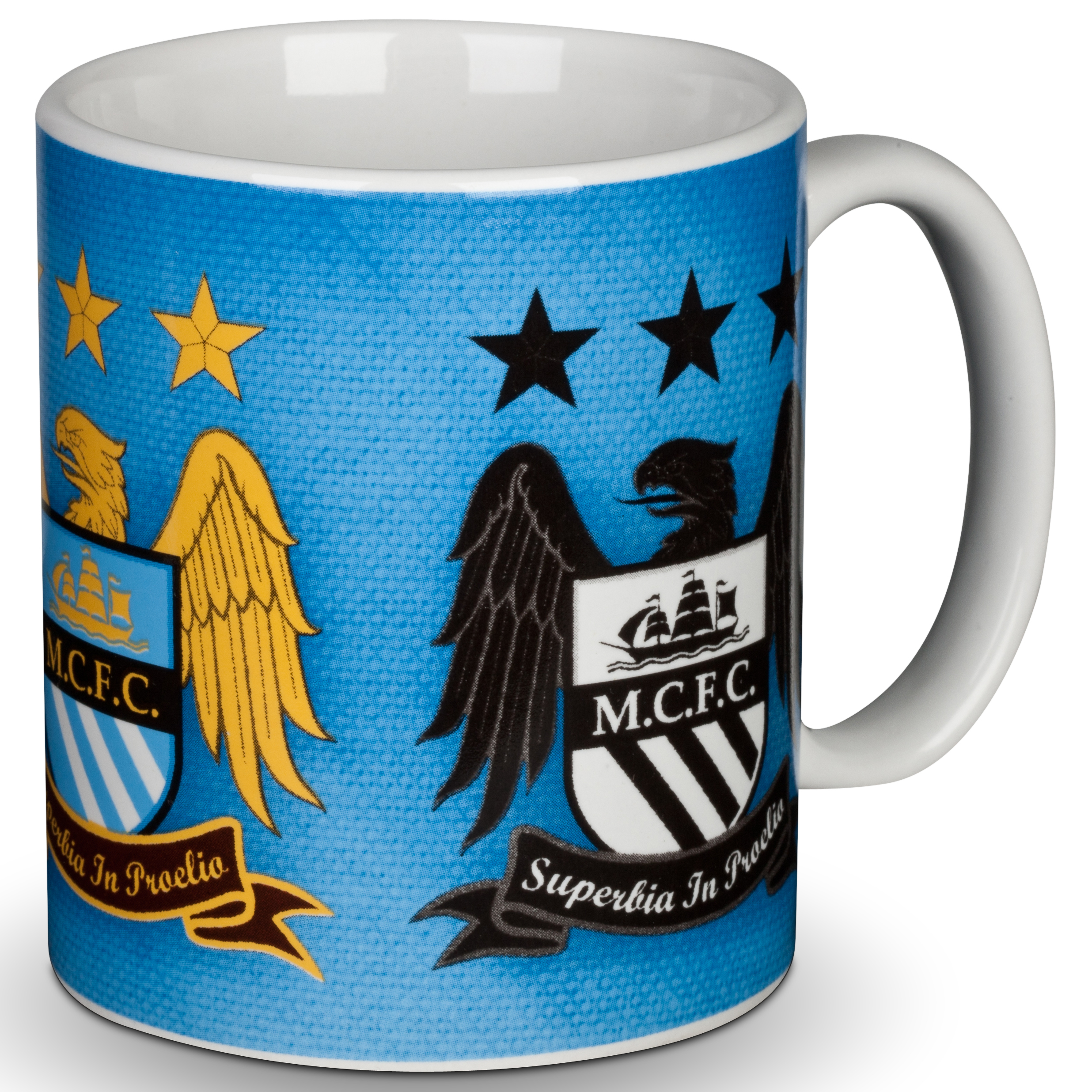 Manchester City 11oz College Mug