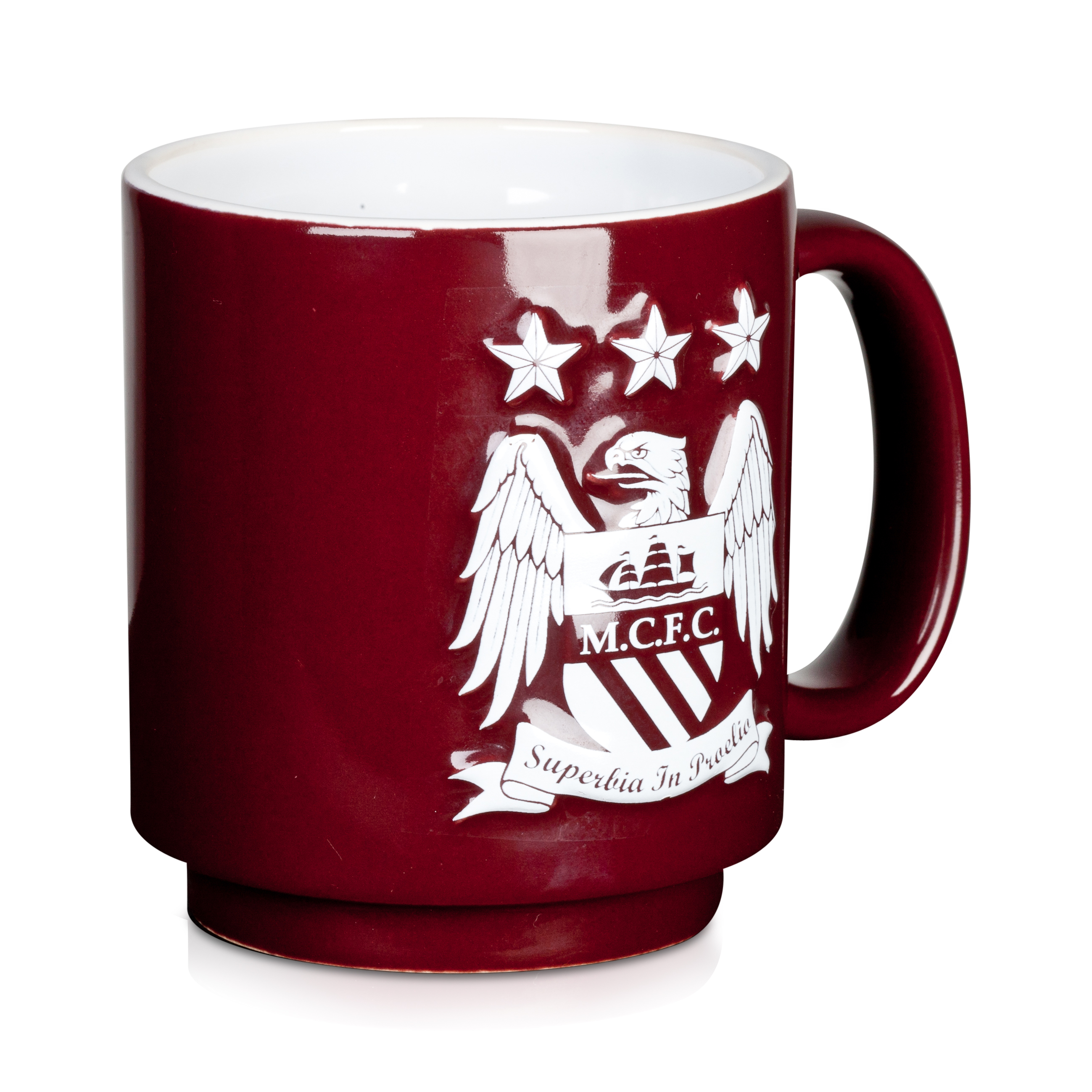 Manchester City Cent Sculptured Mug