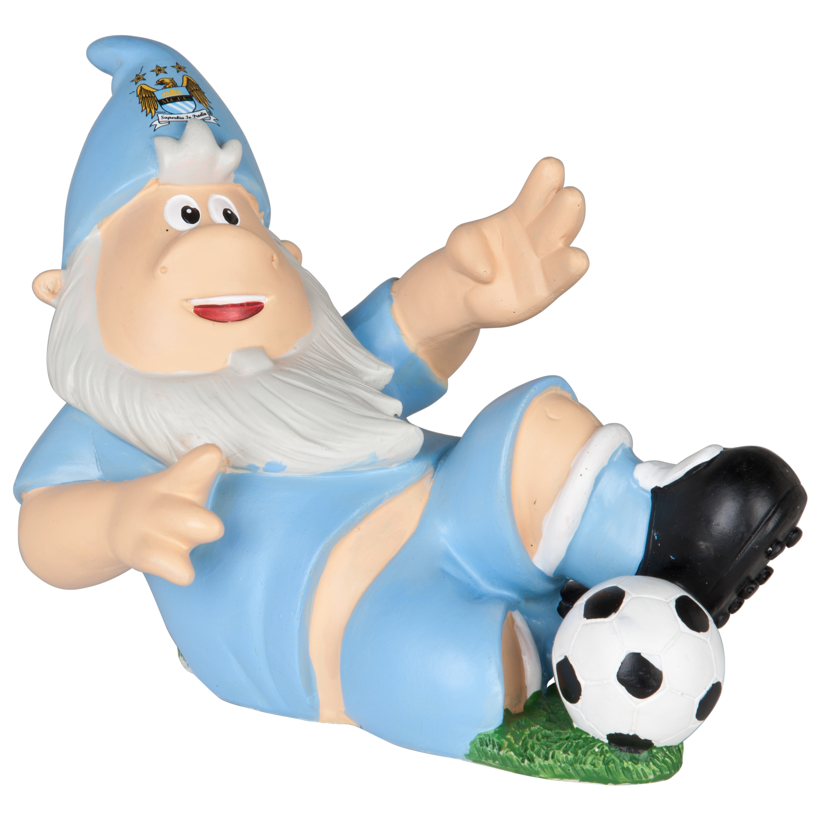 Manchester City 215mm Sliding Gnome