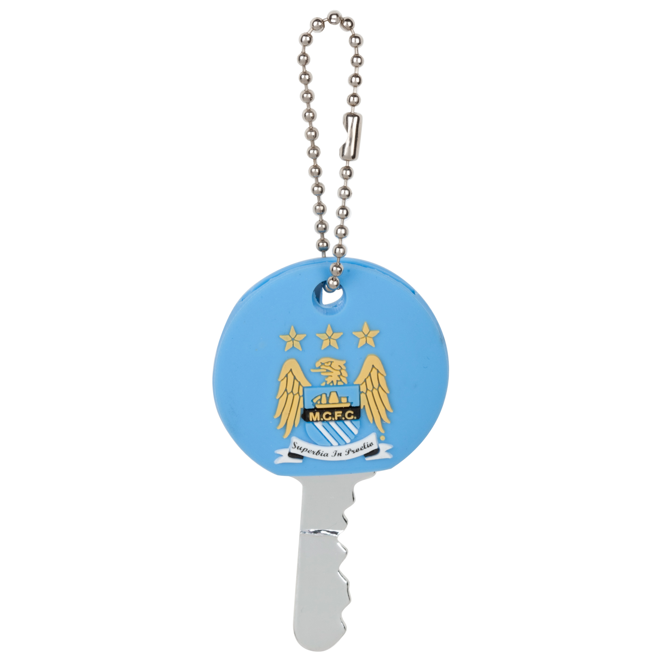 Manchester City Keycap