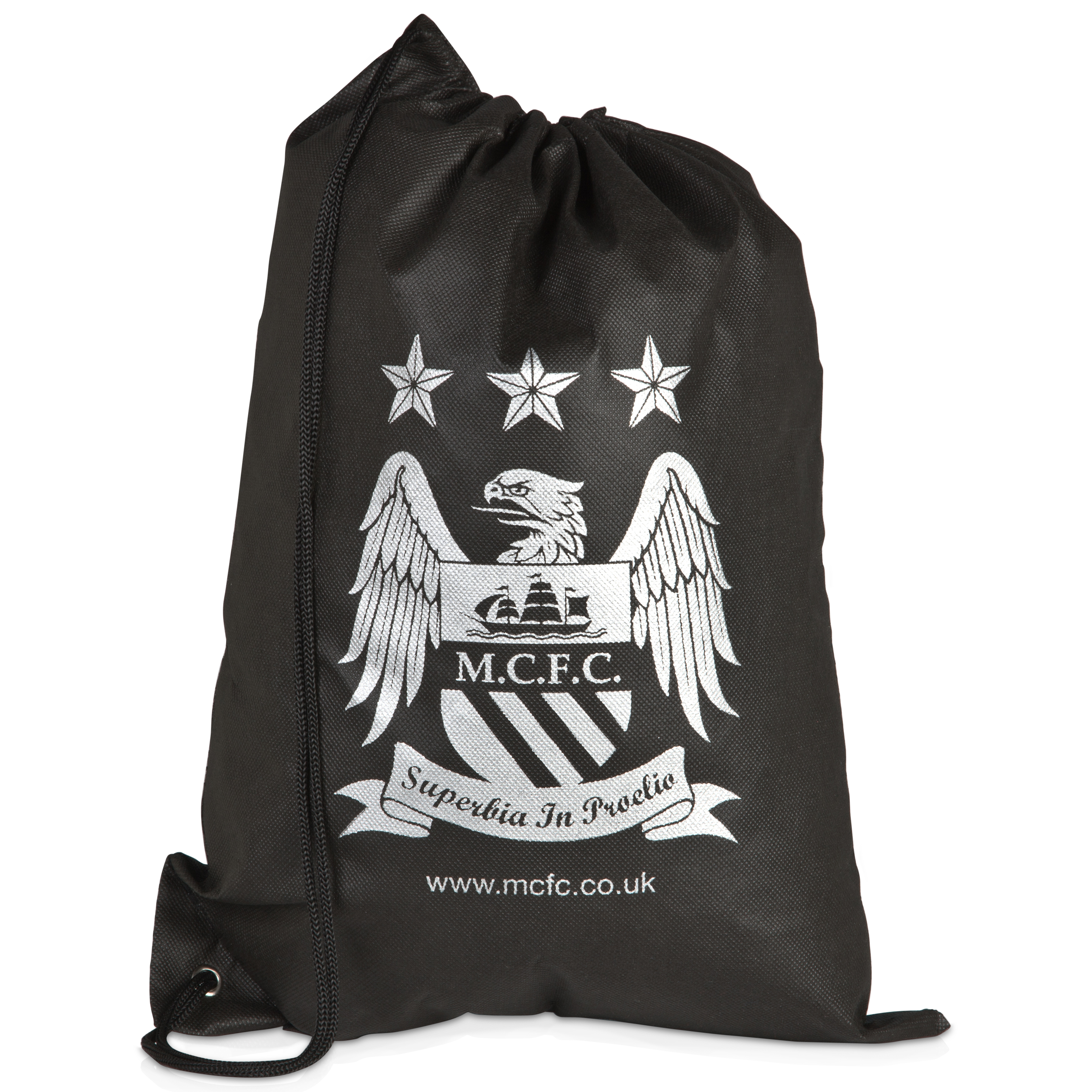 Manchester City Rope Bag for Life