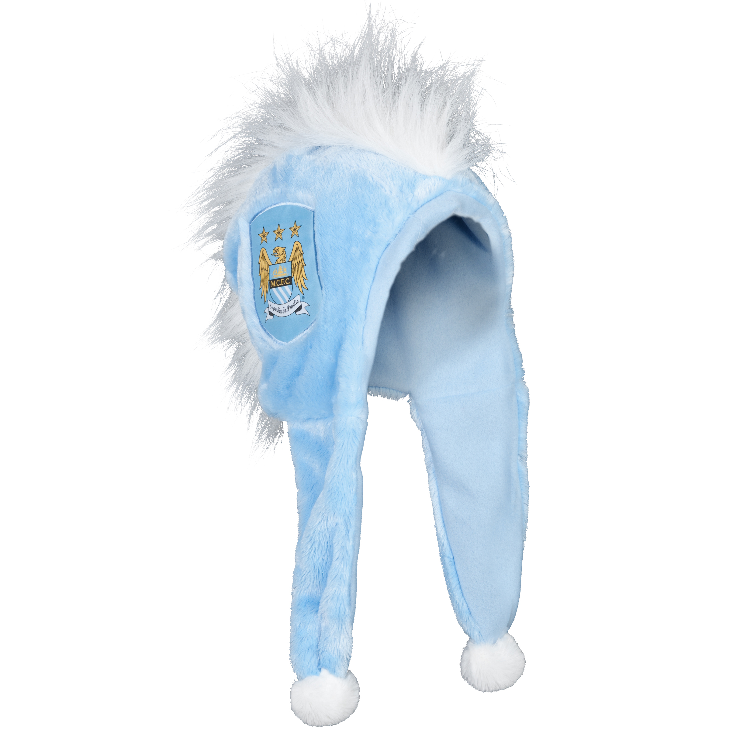 Manchester City Mohawk Dangle Hat