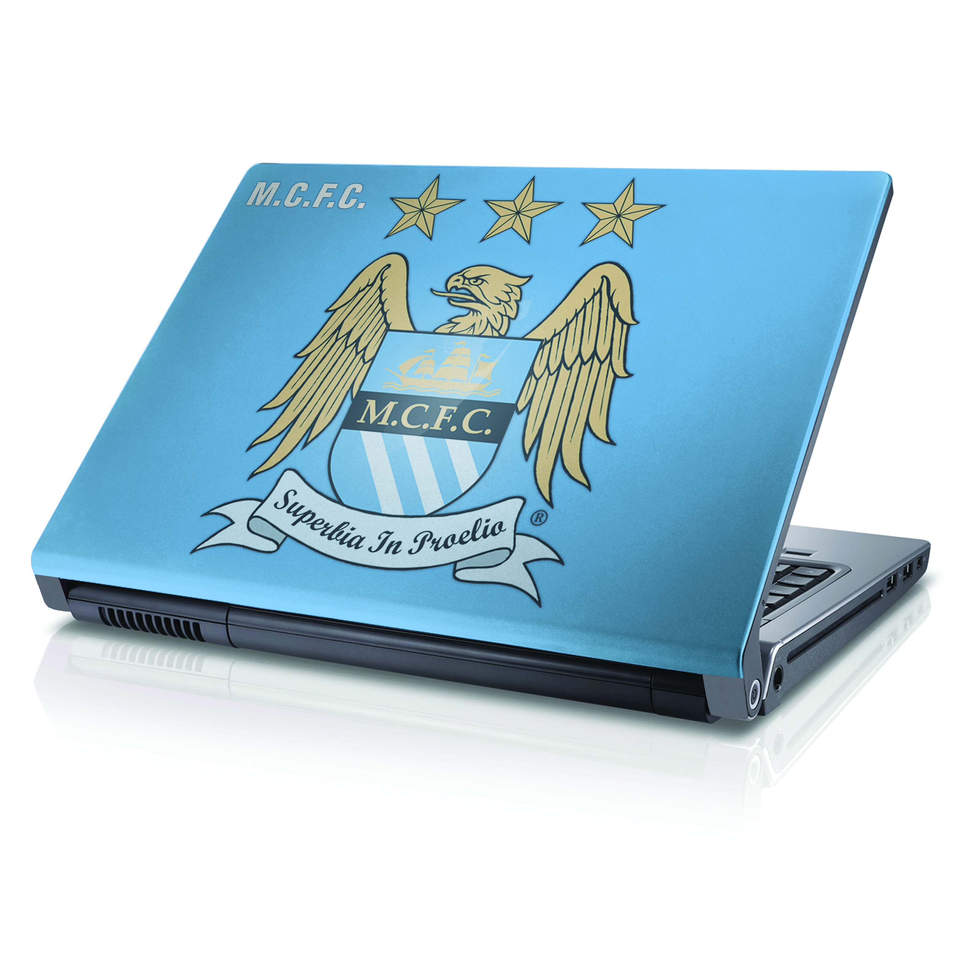 Manchester City Lap Top Skin