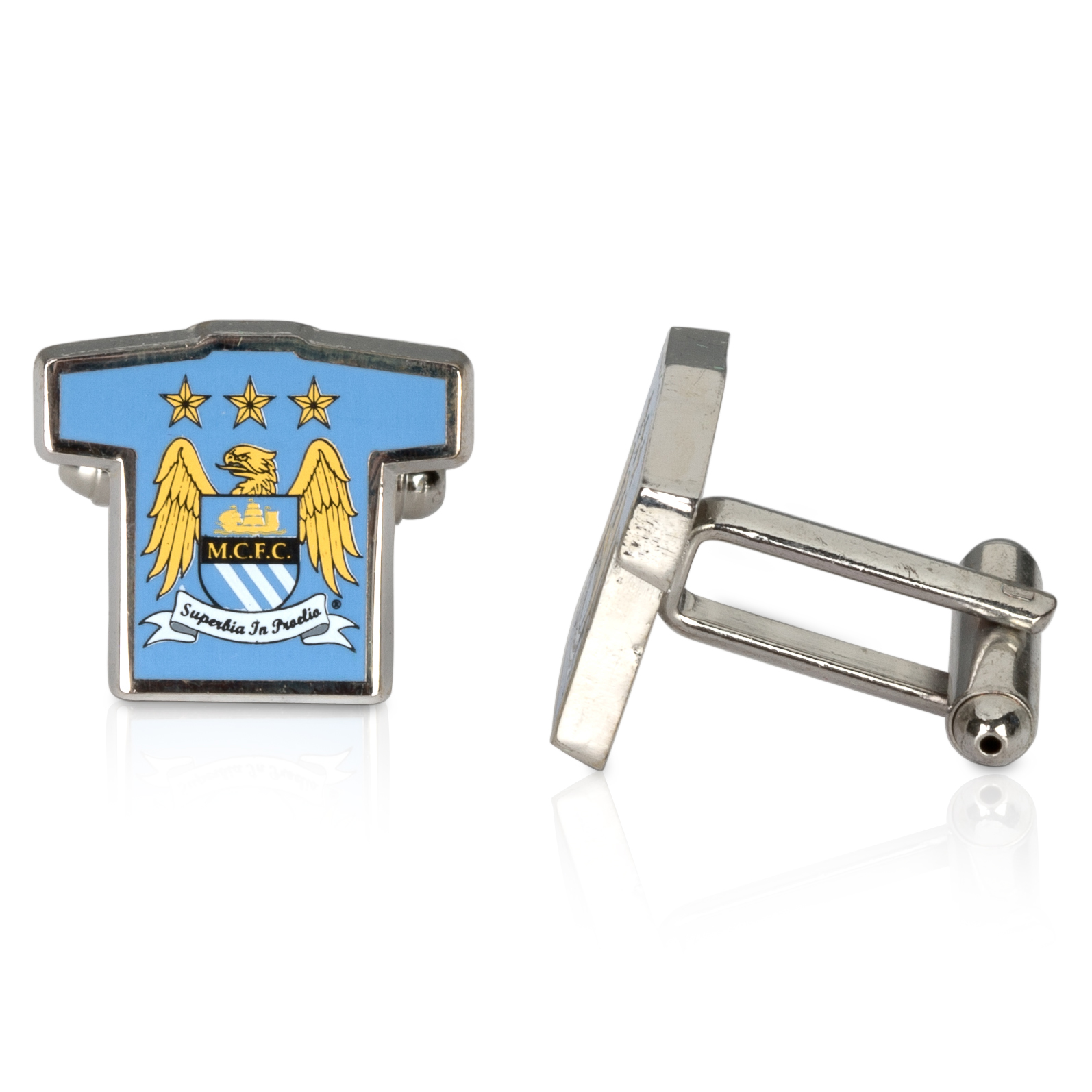 Manchester City Shirt Cufflinks