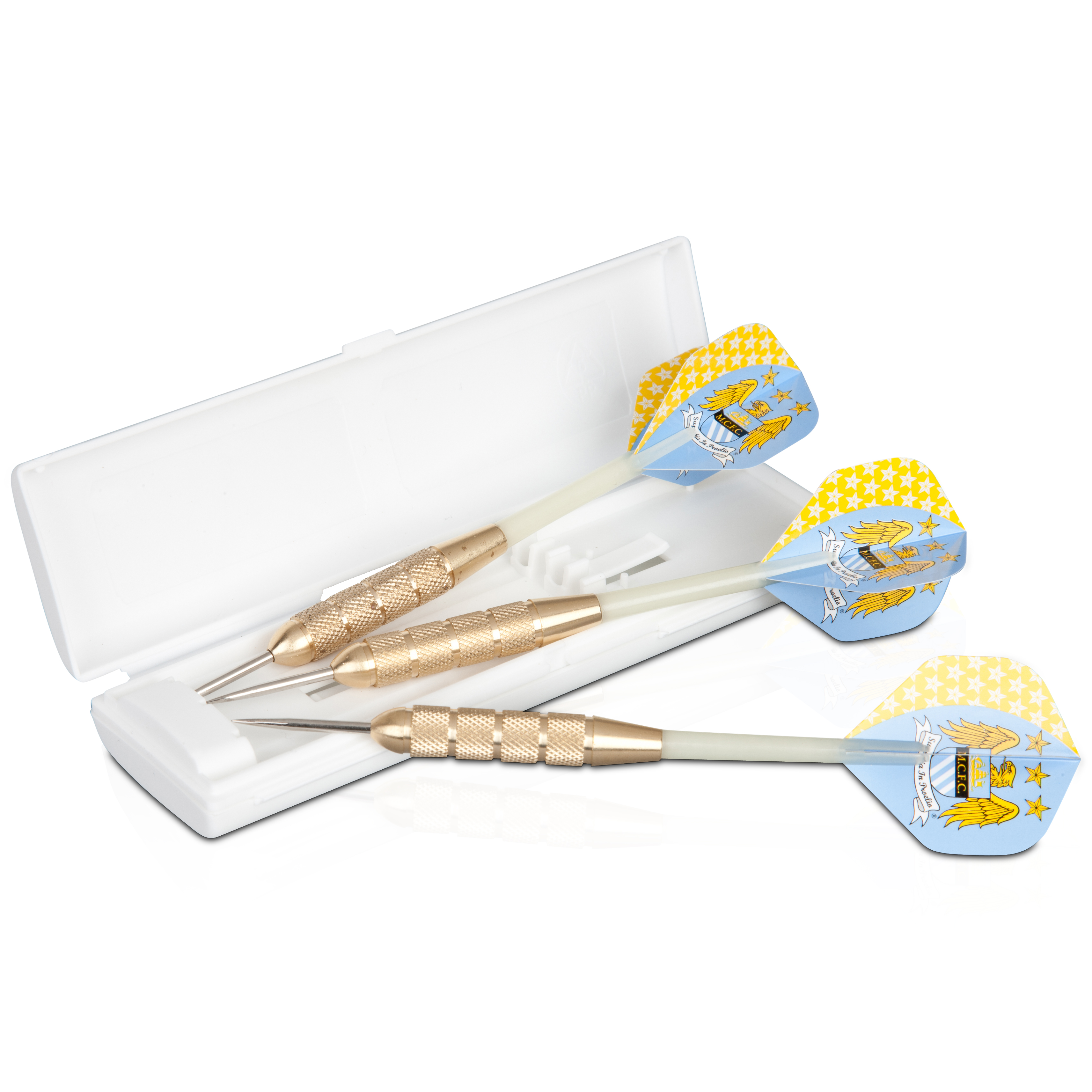 Manchester City Dart Set