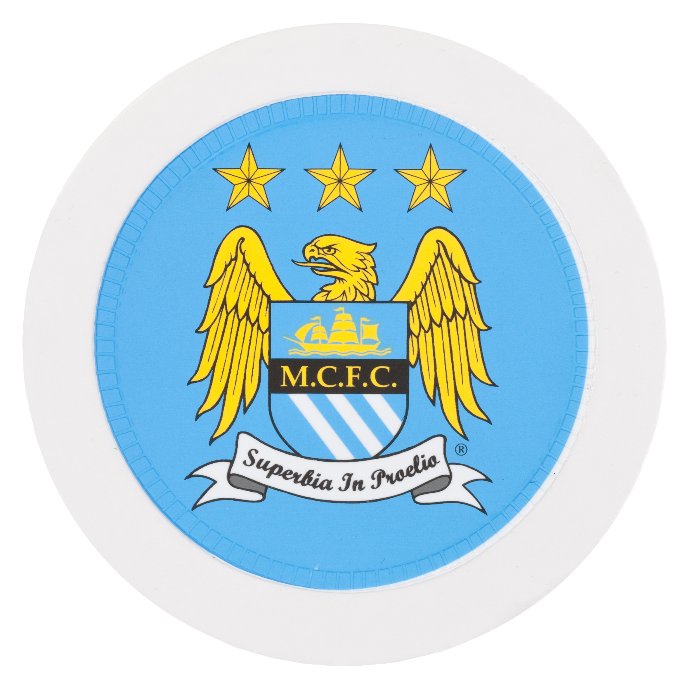 Manchester City Car Tax Disc Holder