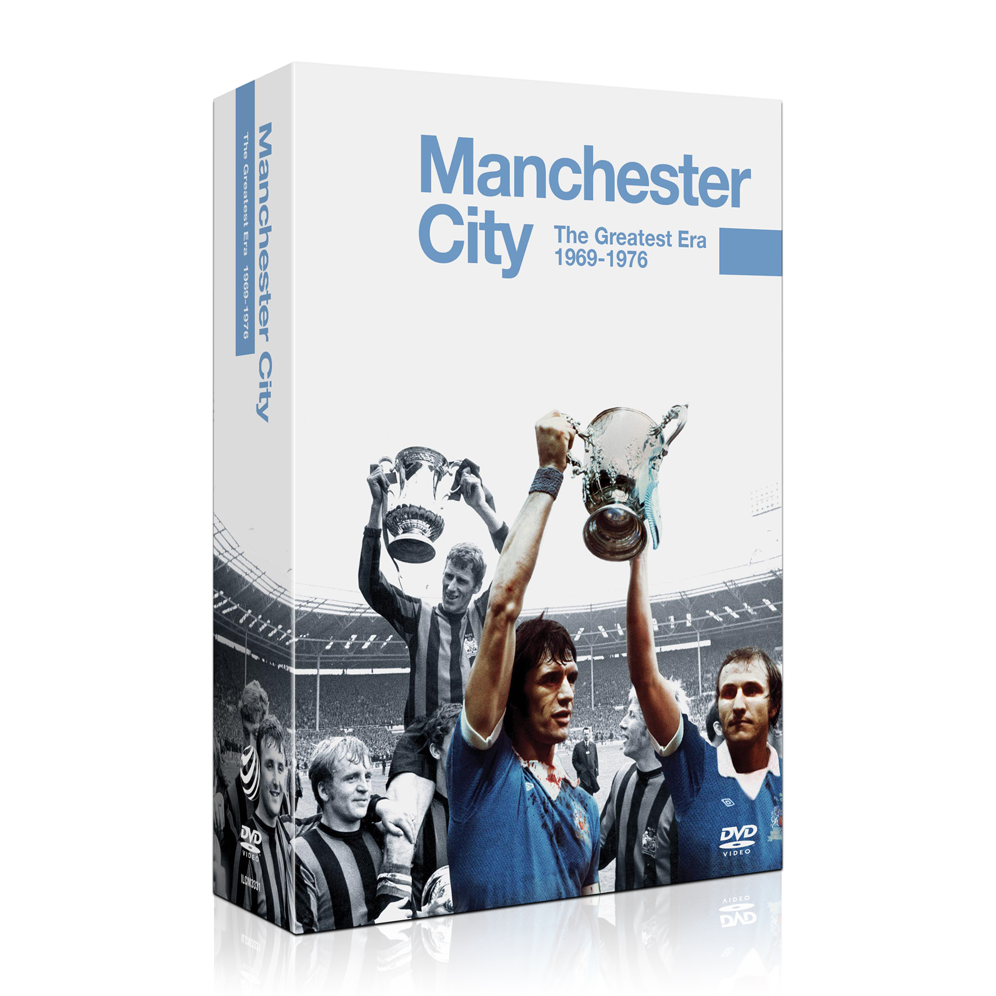Manchester City The Greatest Era 1969-1976 DVD