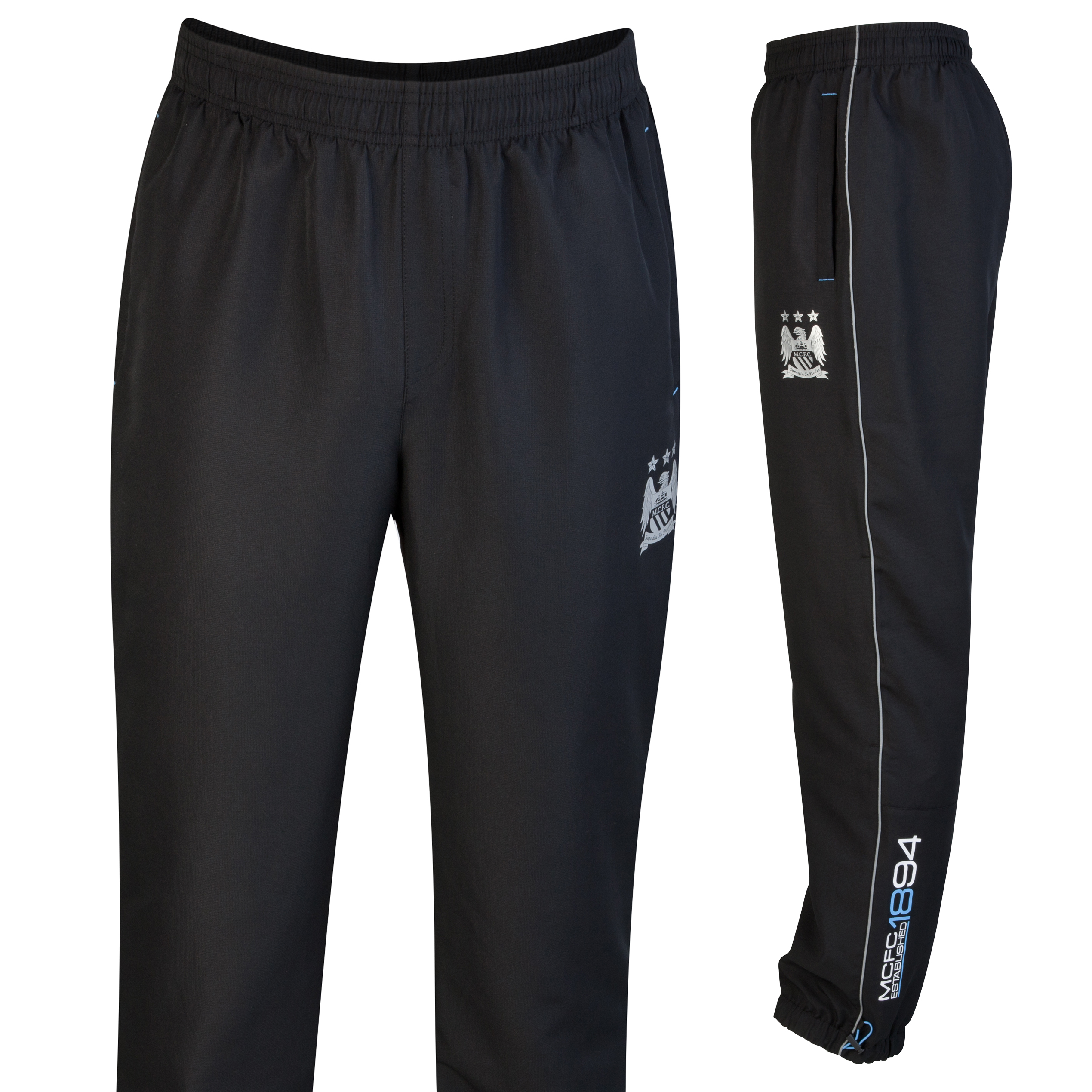 Manchester City Performance  Riptide Pant - Black
