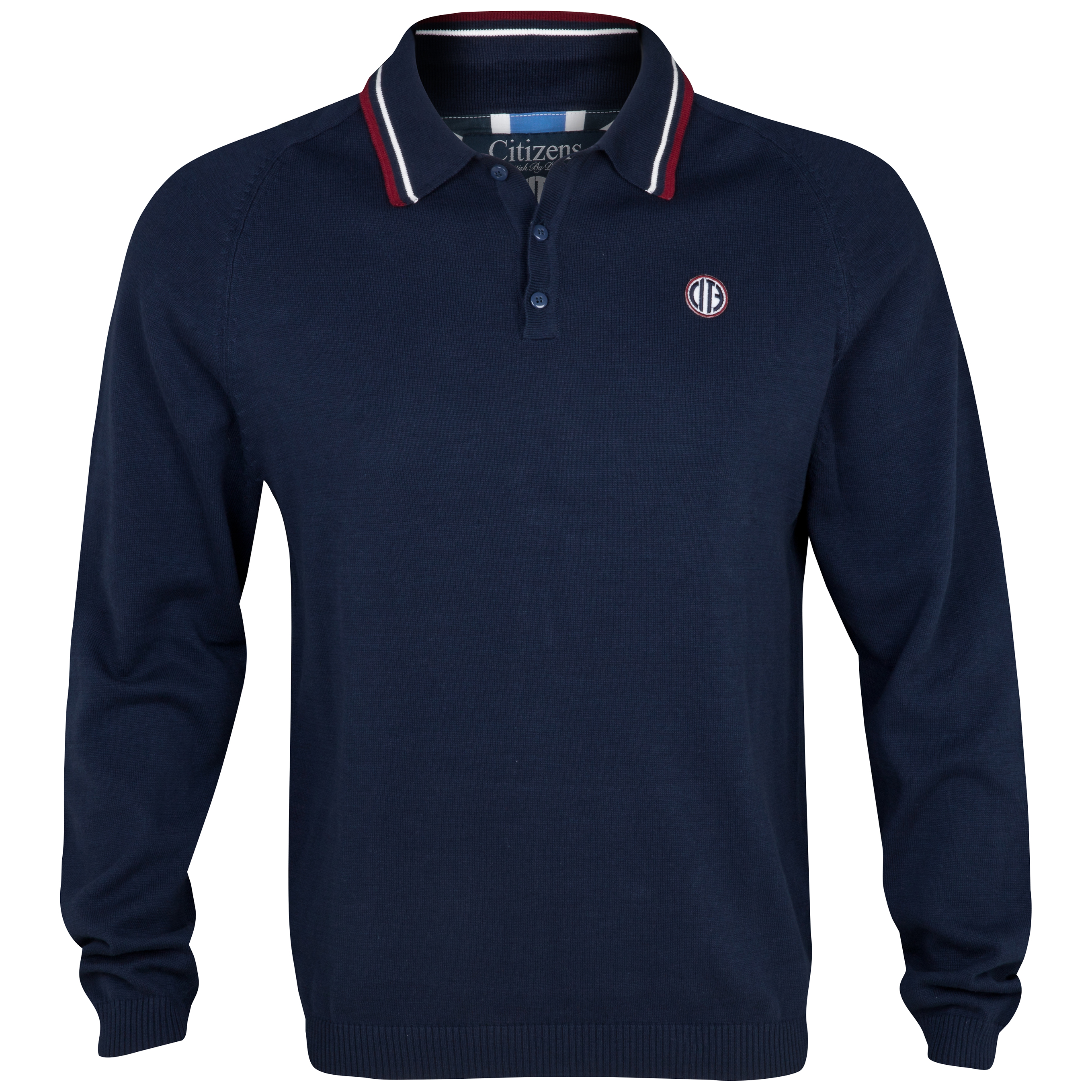 Manchester City Scooter Jumper - Navy