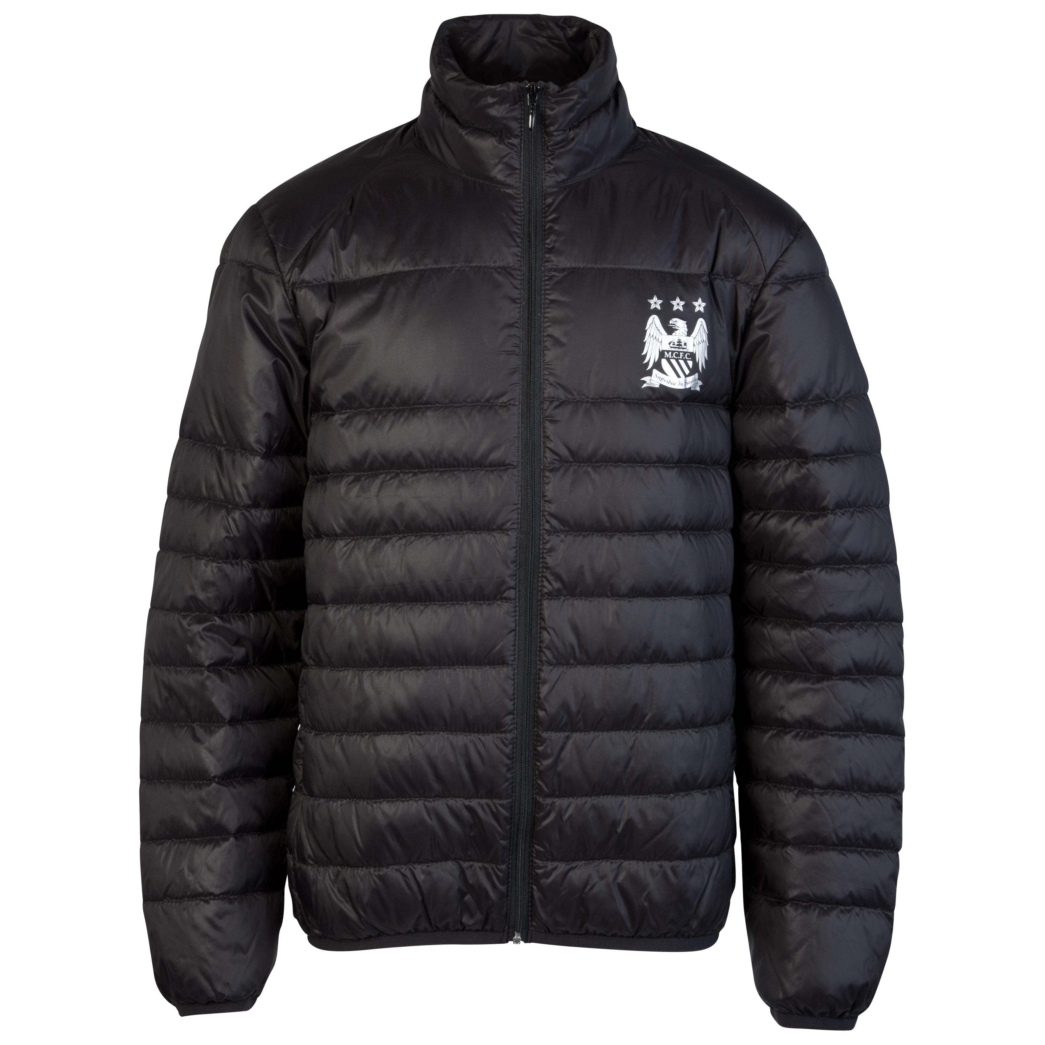 Manchester City Performance Orka Jacket - Black - Older Boys