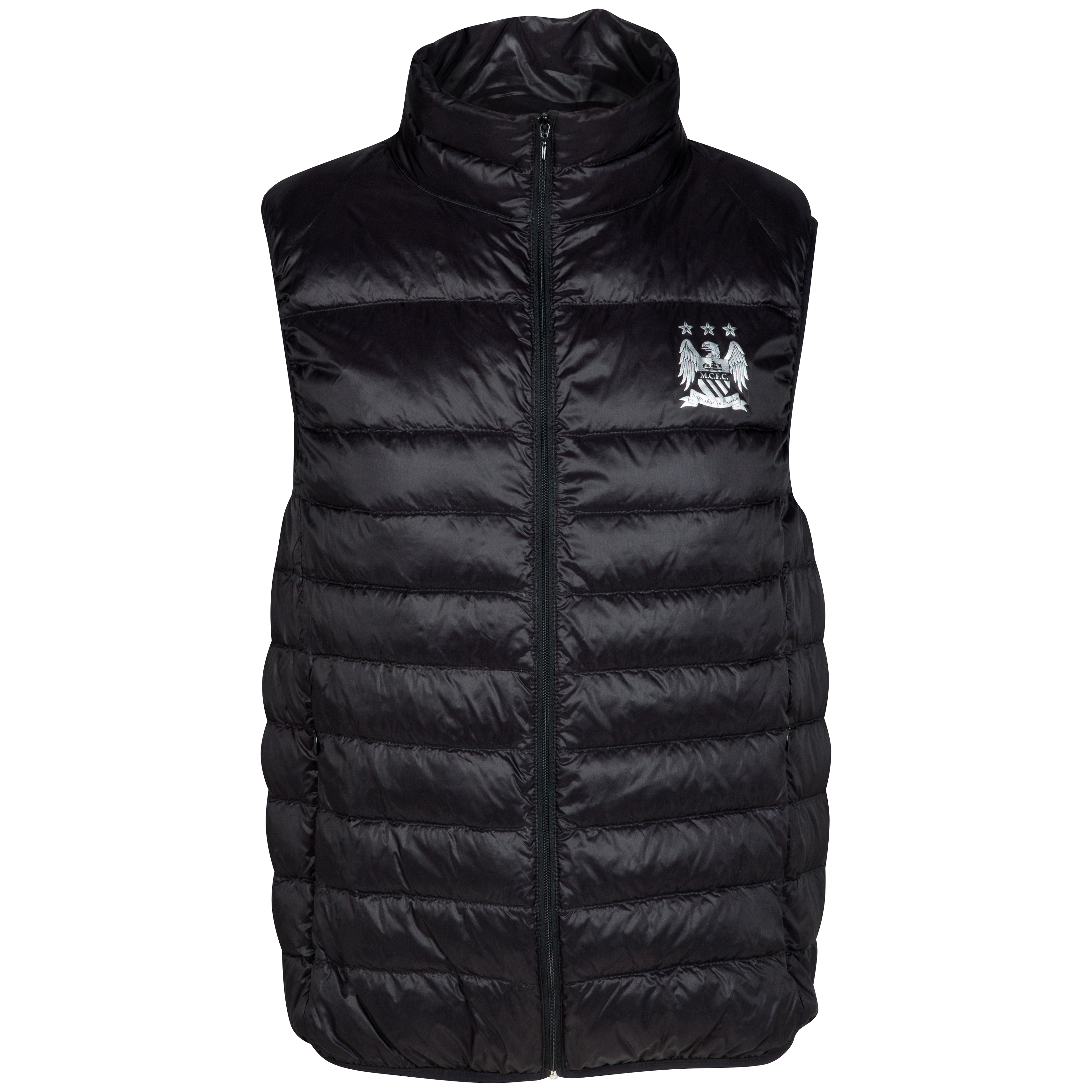 Manchester City Performance Ravine Gilet - Black