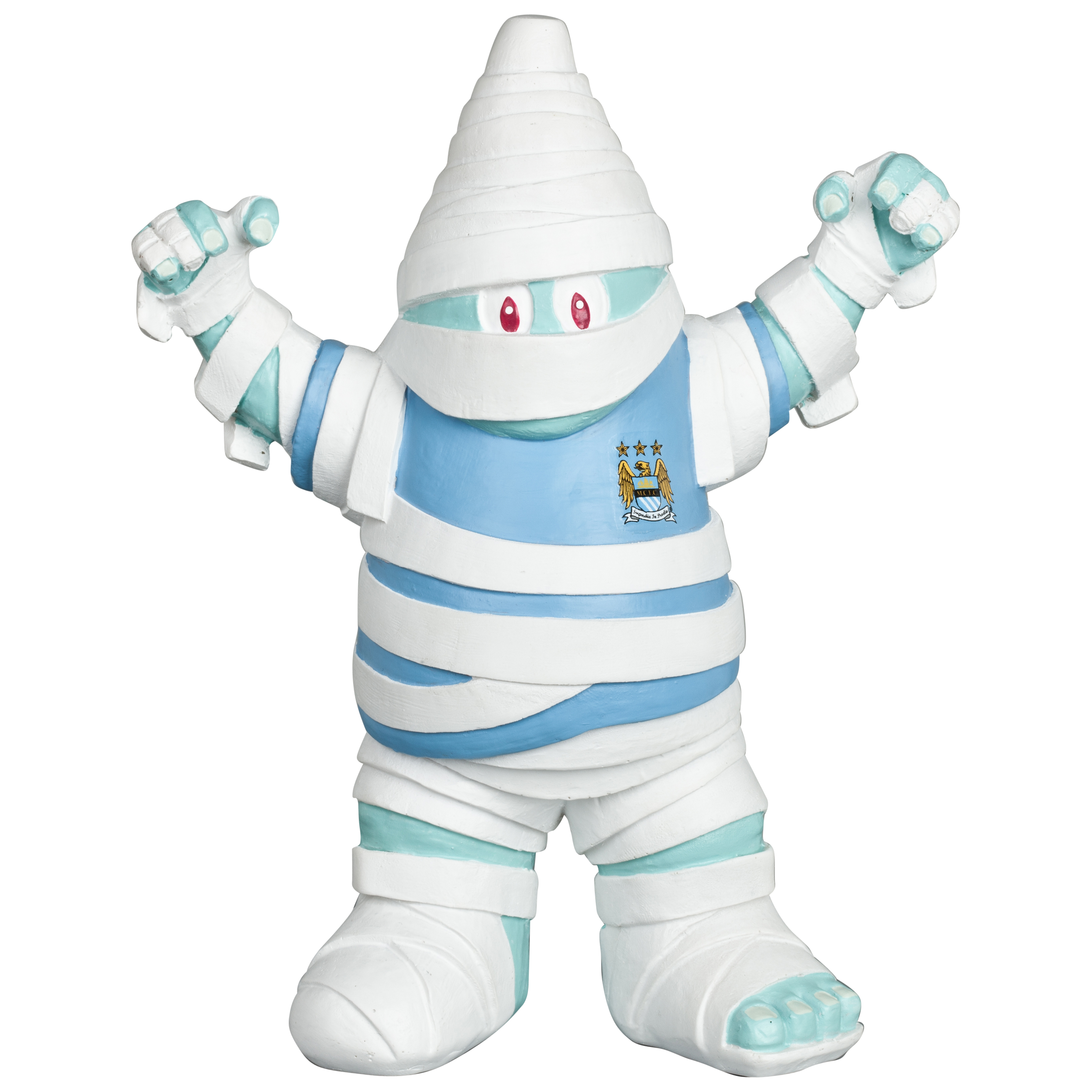 Manchester City Halloween Mummy Gnome