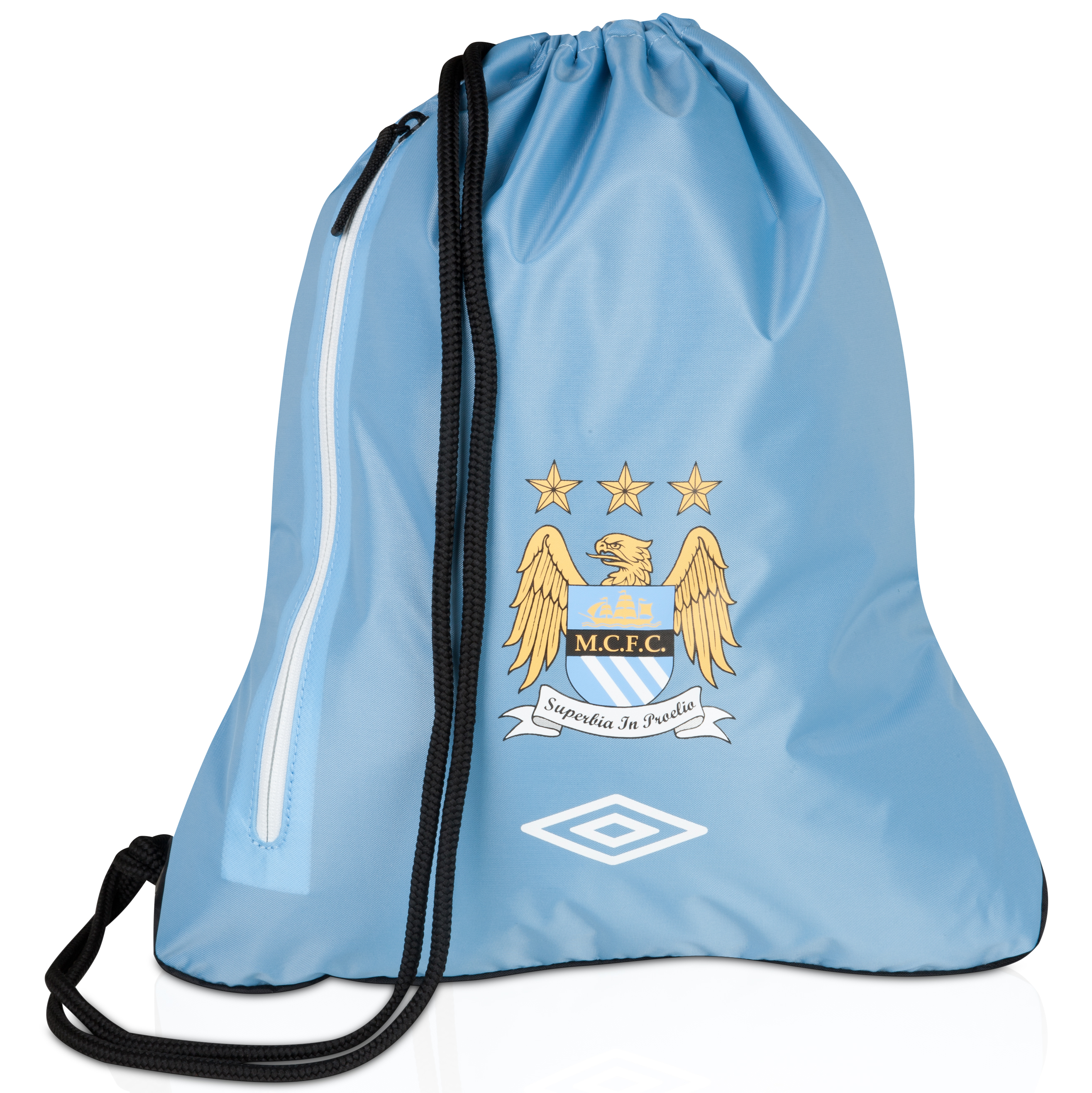 Manchester City Gymsack - Sky/Black