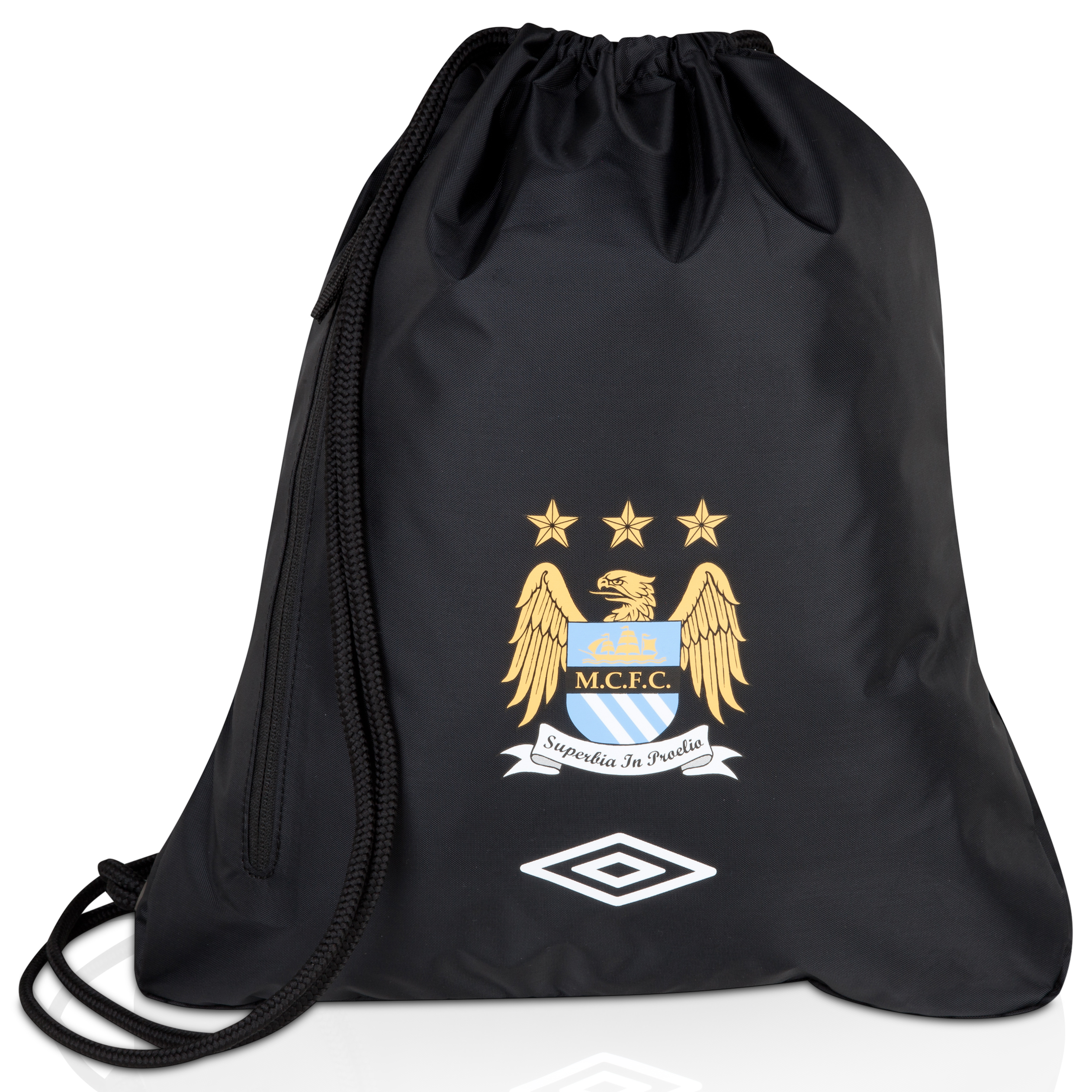 Manchester City Gymsack - Black