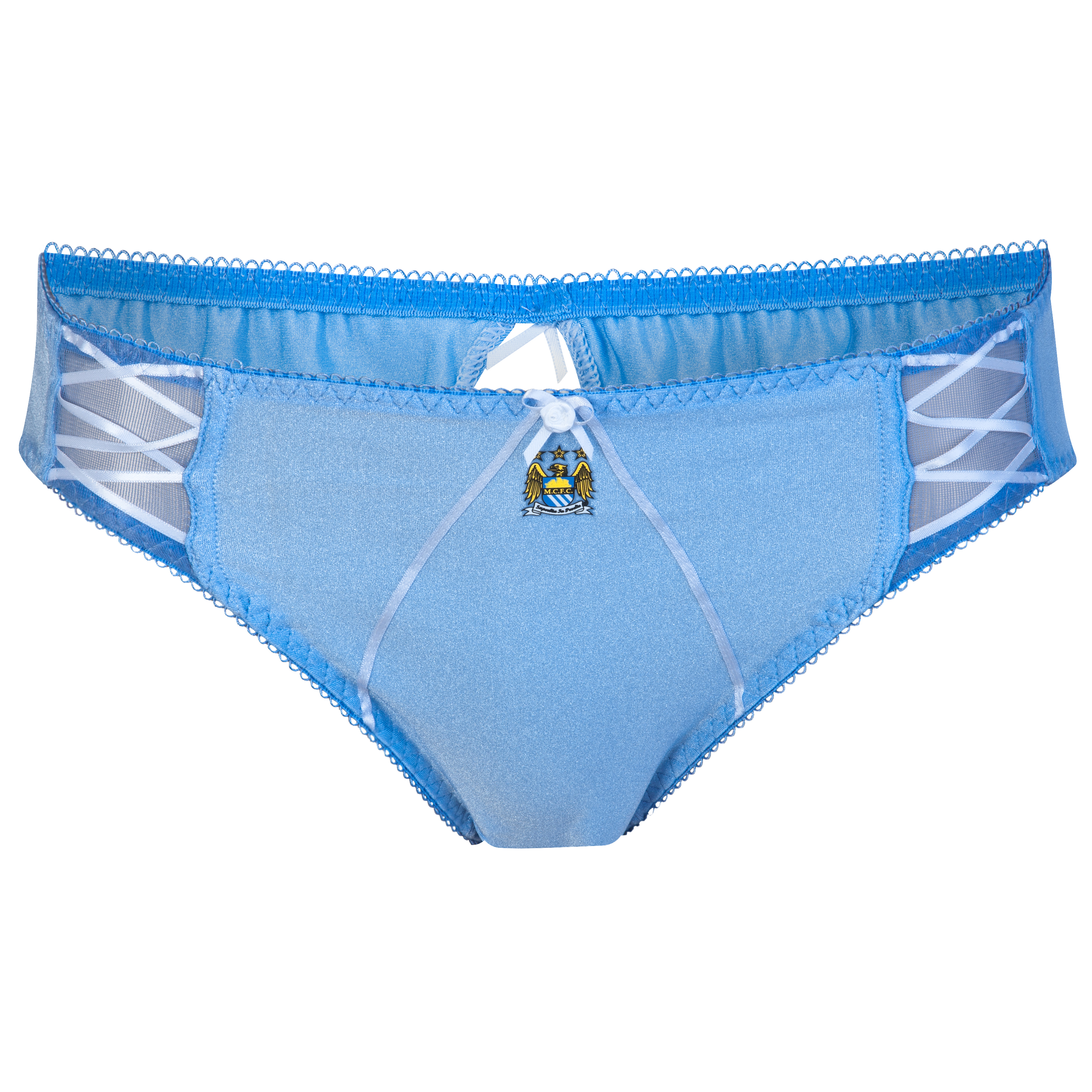 Manchester City Brief - Sky/White - Womens