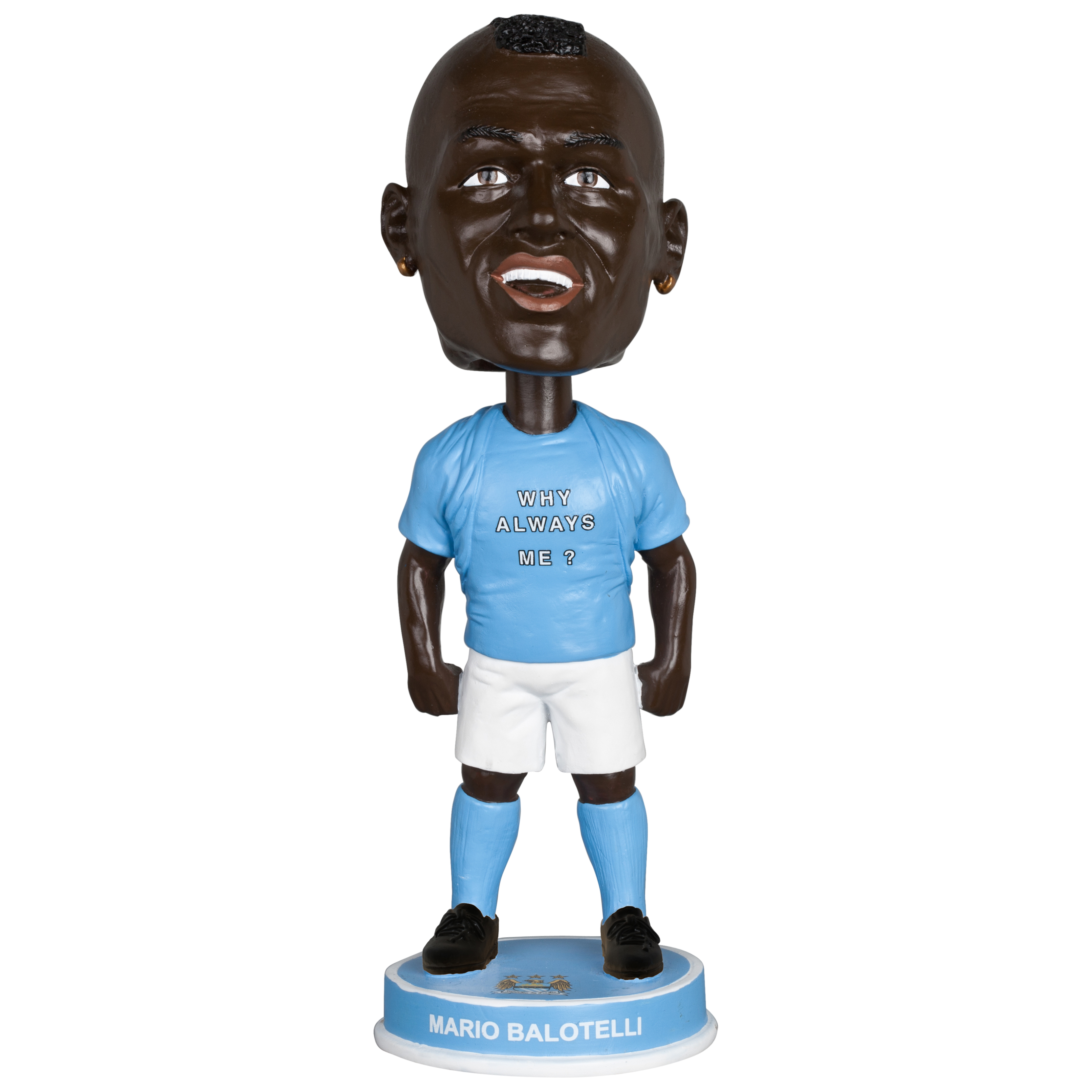 Manchester City Balotelli Bobble Head
