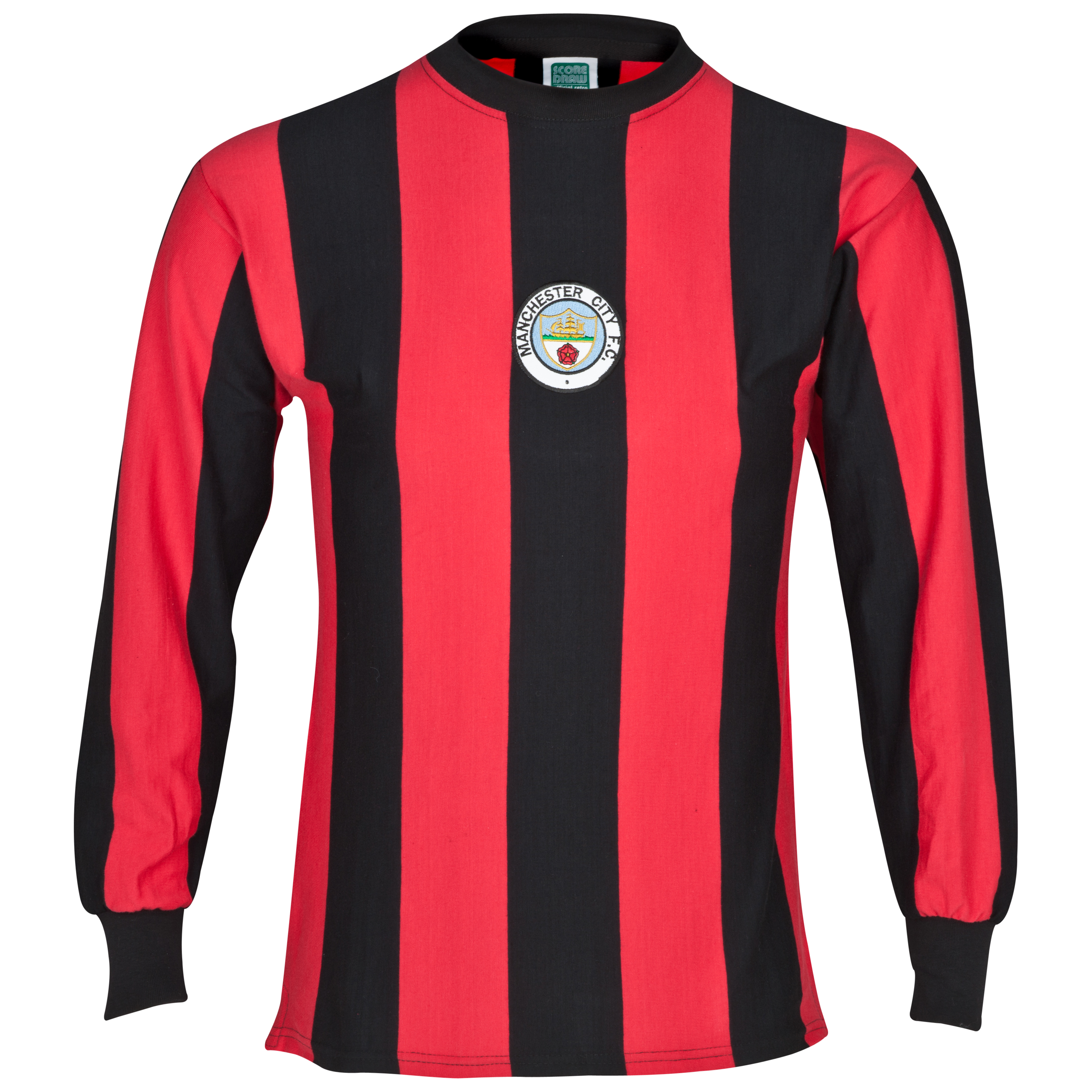 Manchester City 1972 Away LS shirt