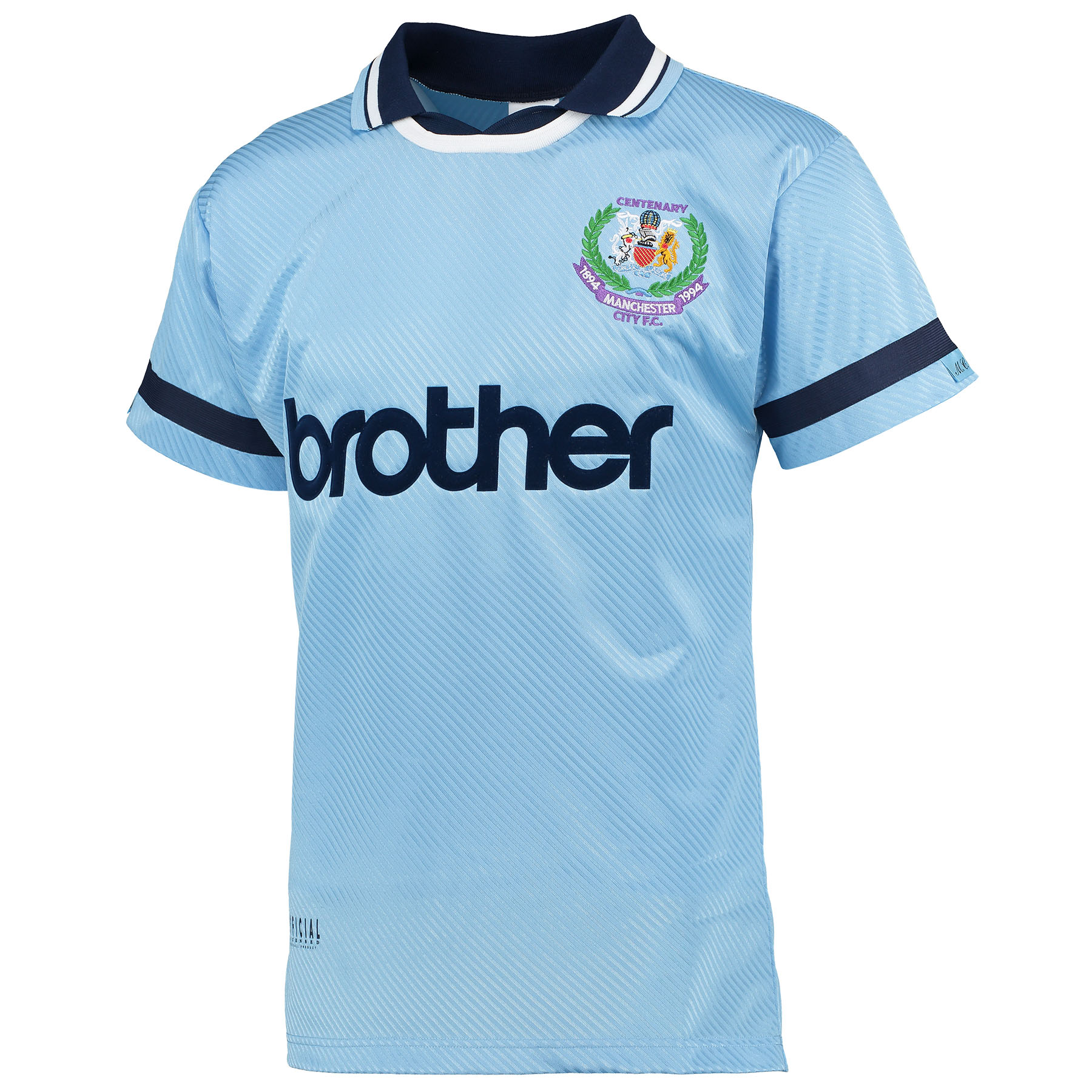 Manchester City 1994 Centenary shirt