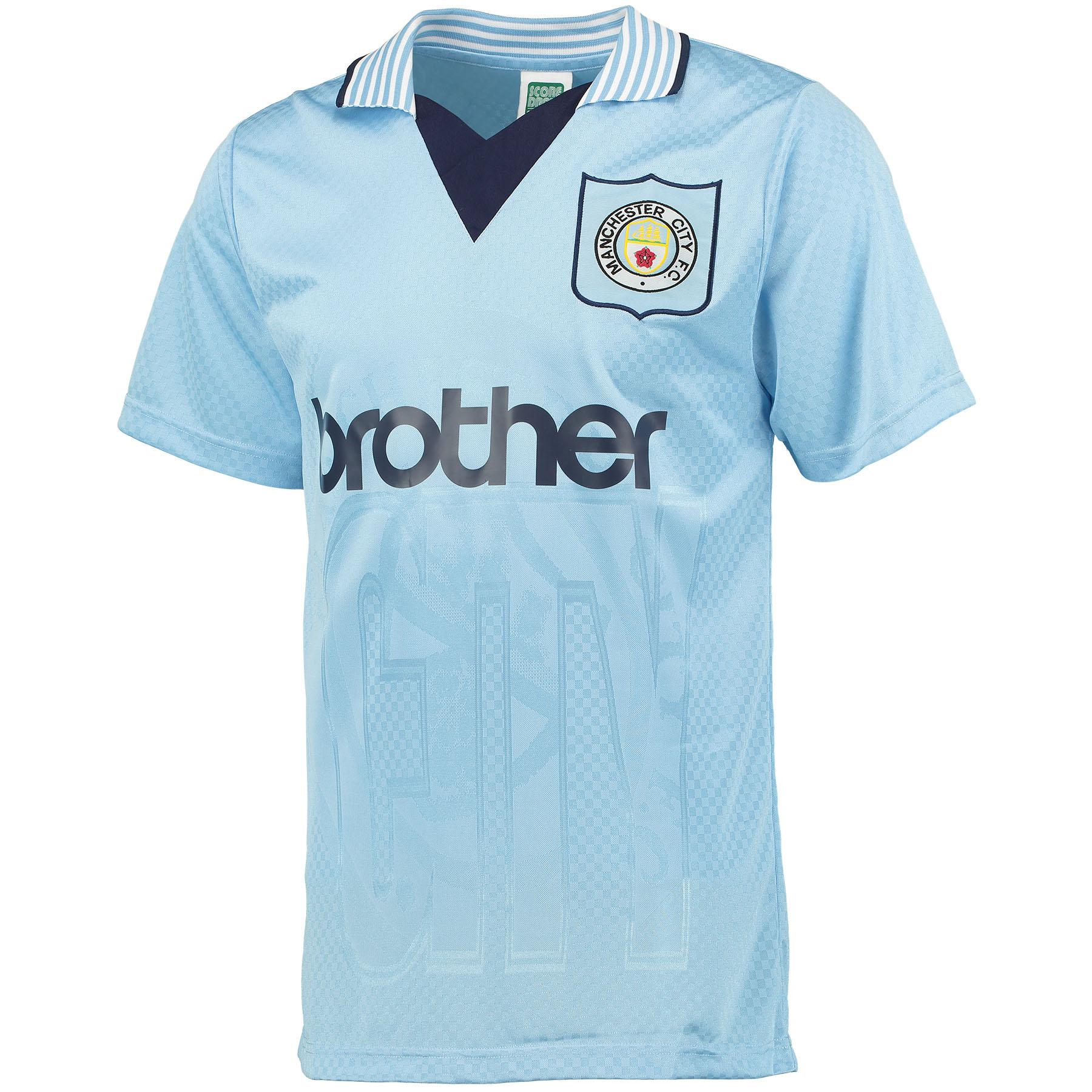 Manchester City 1996 shirt
