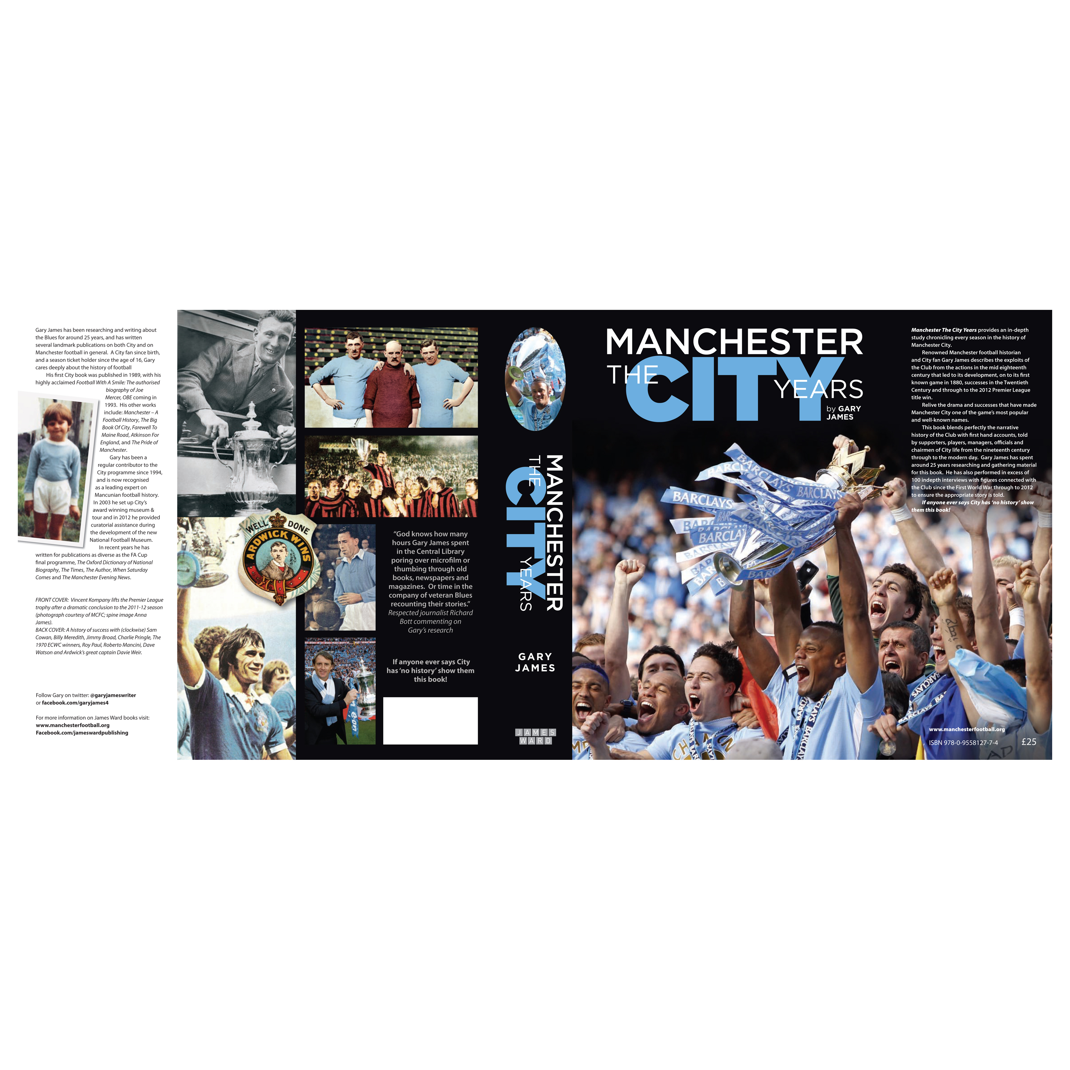 Manchester City Manchester The City Years