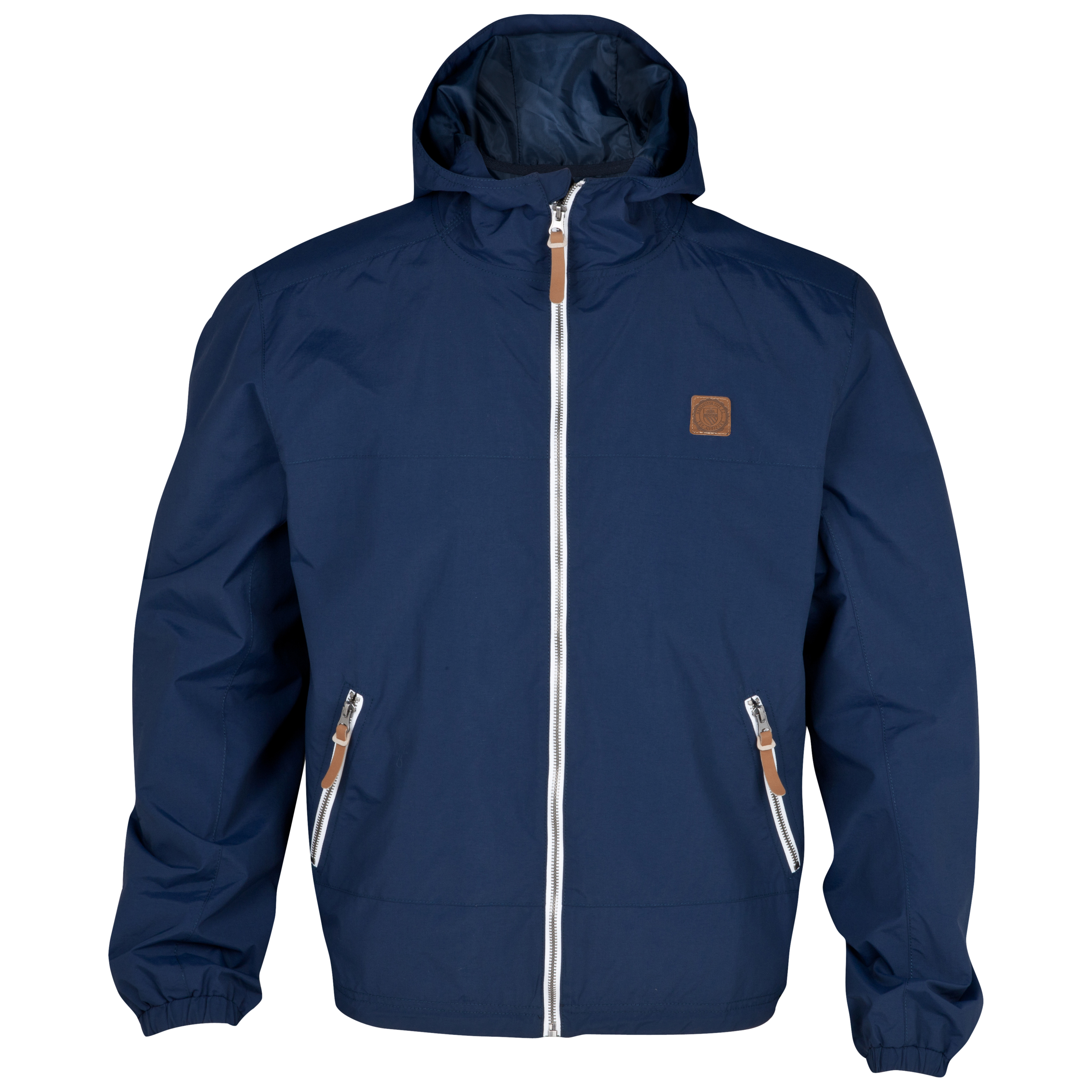 Manchester City Breeze Shower Jacket - Navy