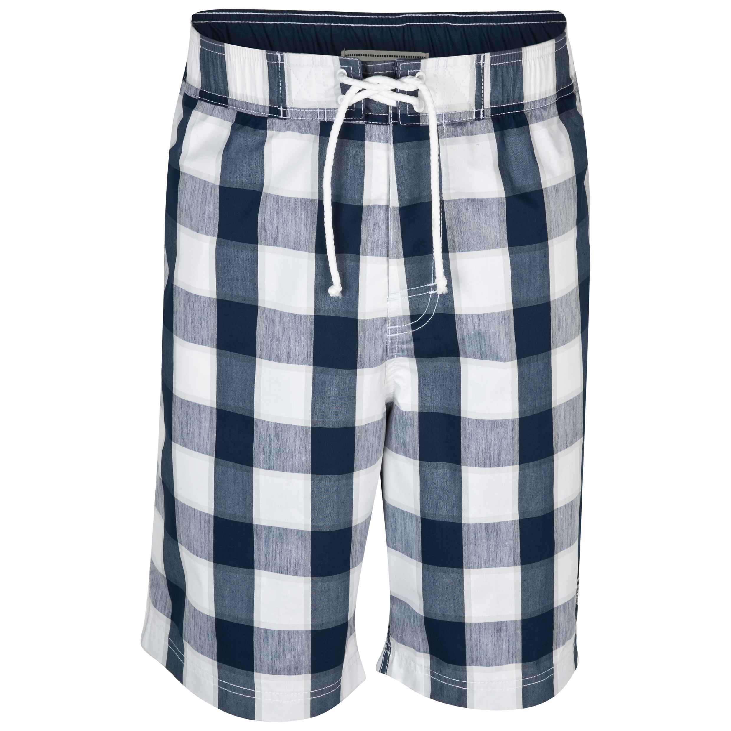 Manchester City Surf Shorts - White/Navy/Grey - Boys