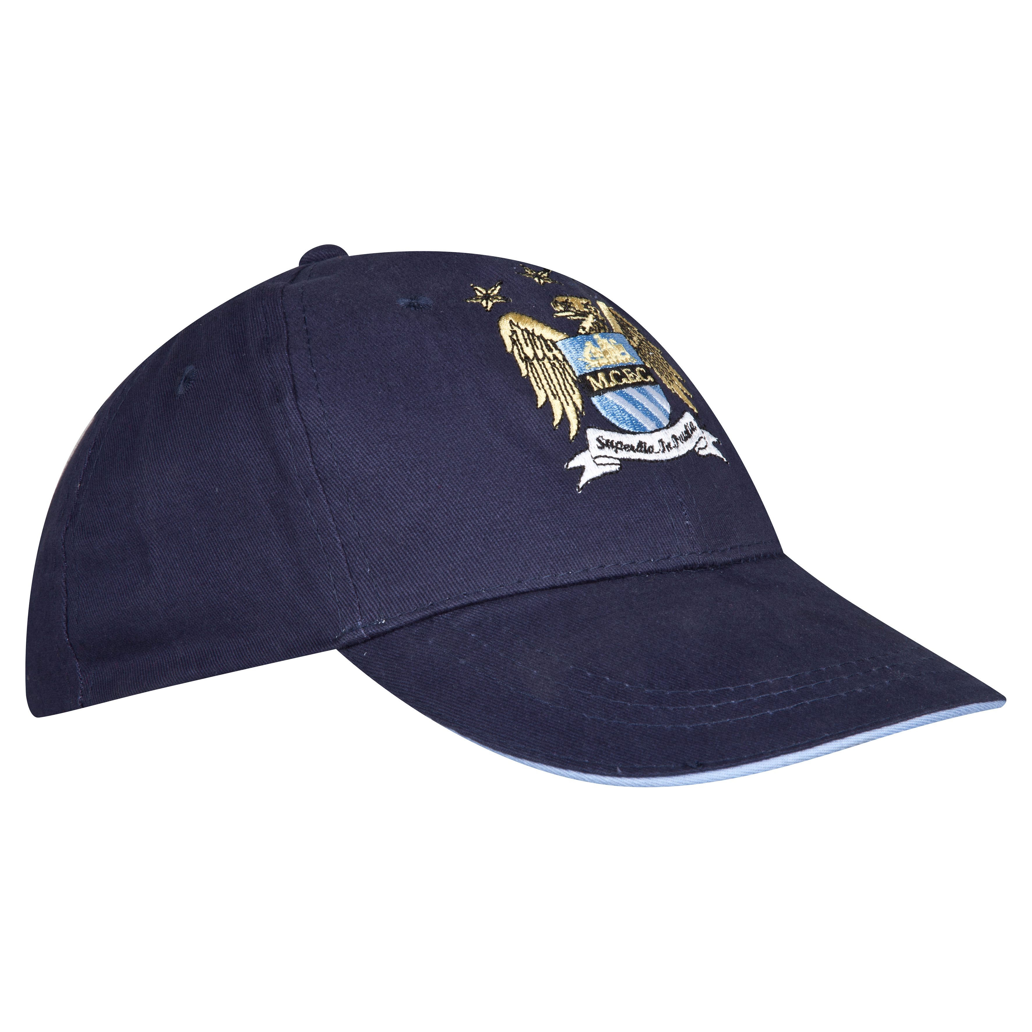 Manchester City Core Cap - Navy - Adult