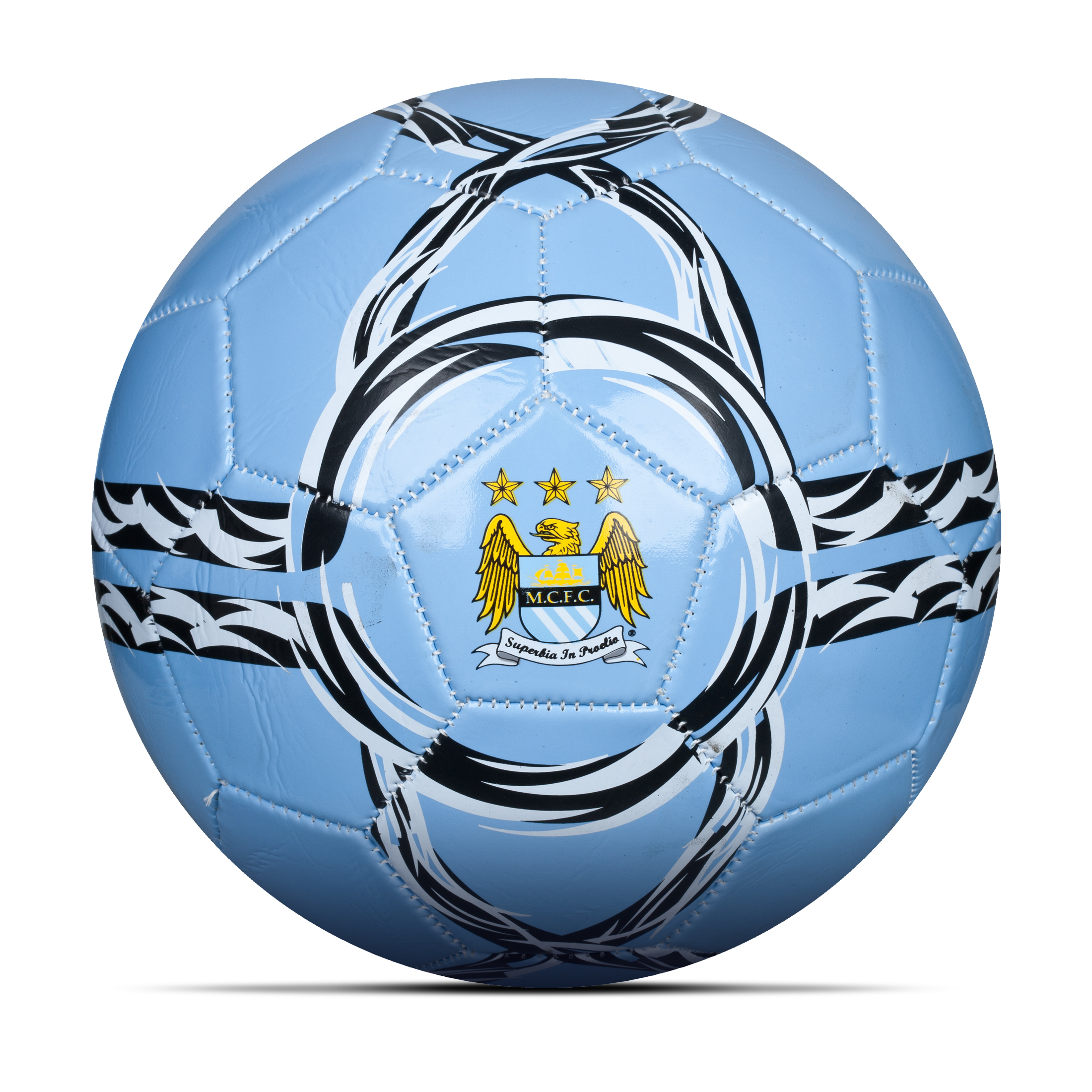 Manchester City Core Football - Size 5 - Sky