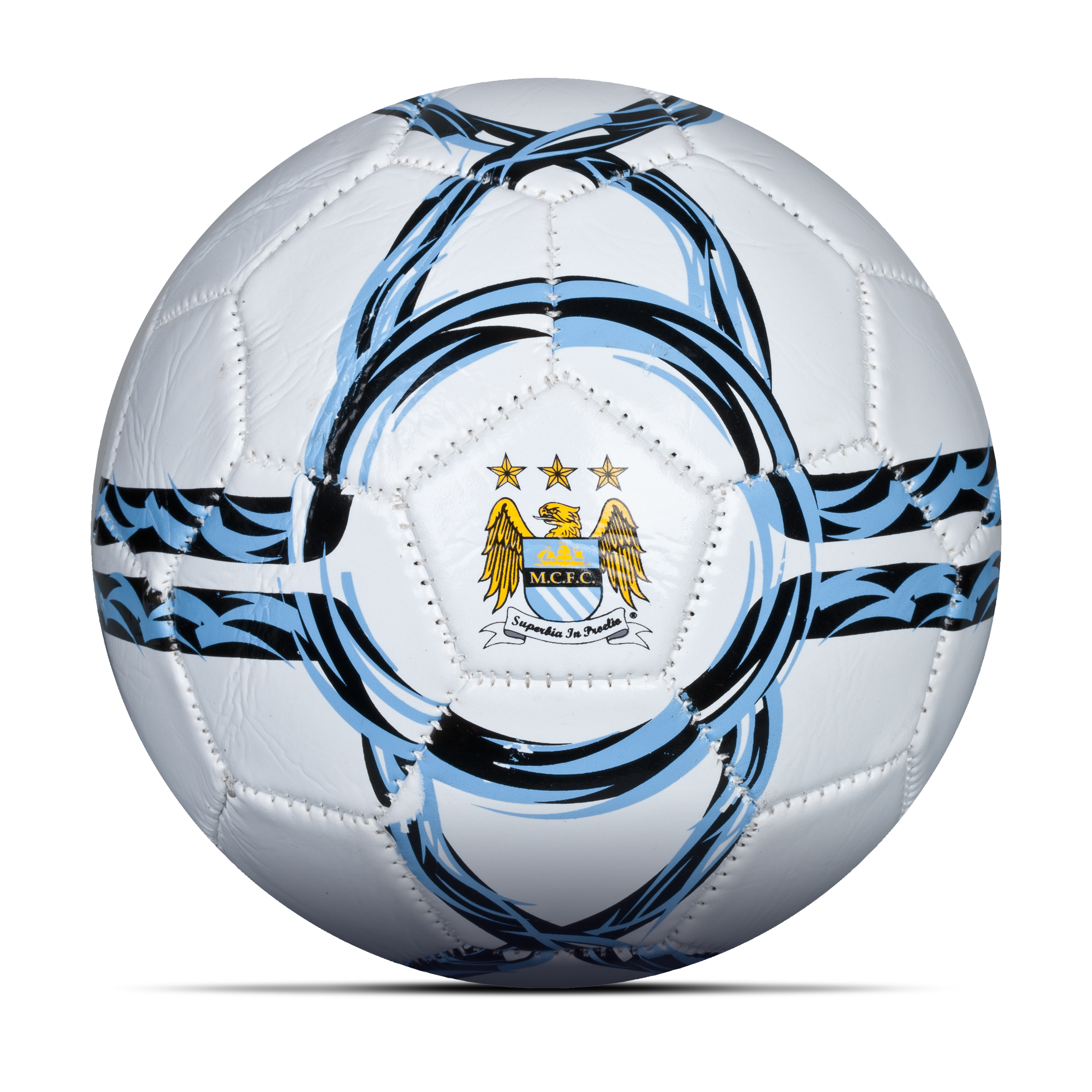 Manchester City Core Football - Size 2 - White