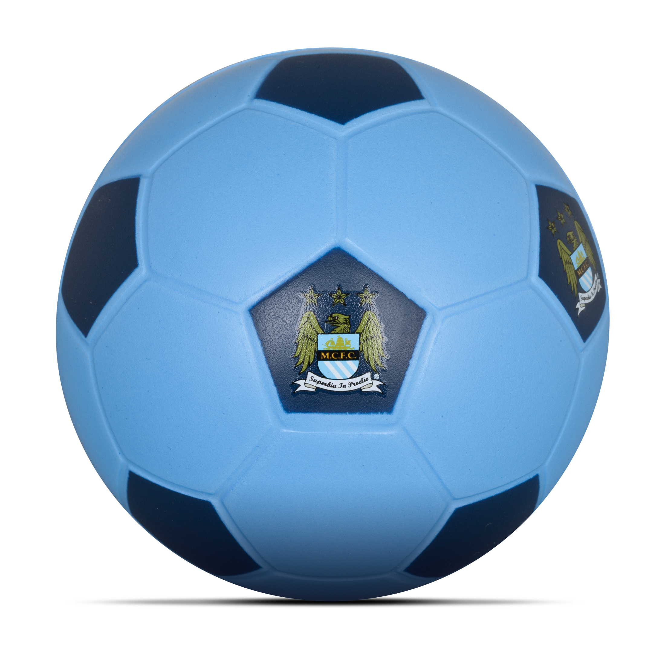 Manchester City Core 4inch Mini Ball in Clampack