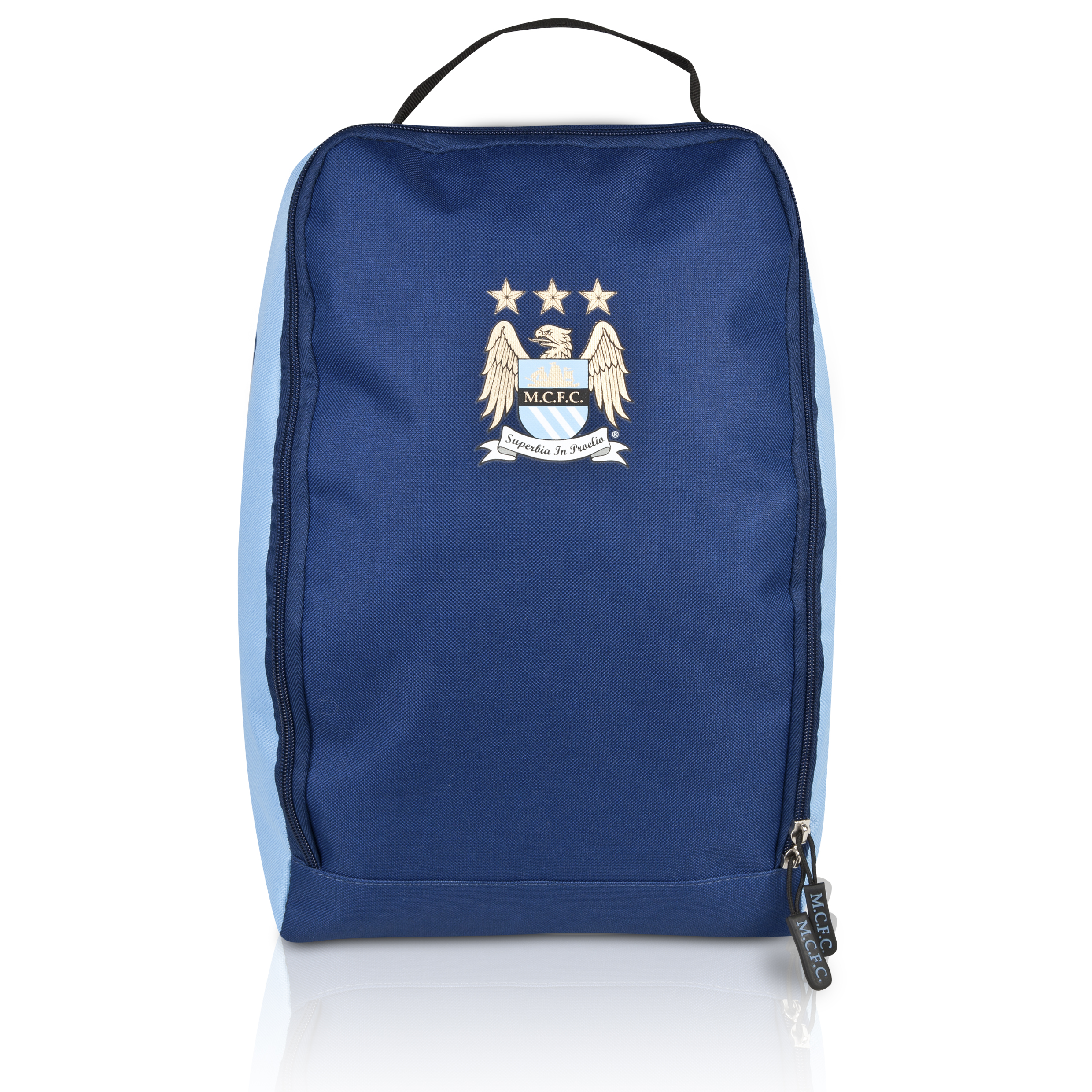 Manchester City Core Shoebag - Navy
