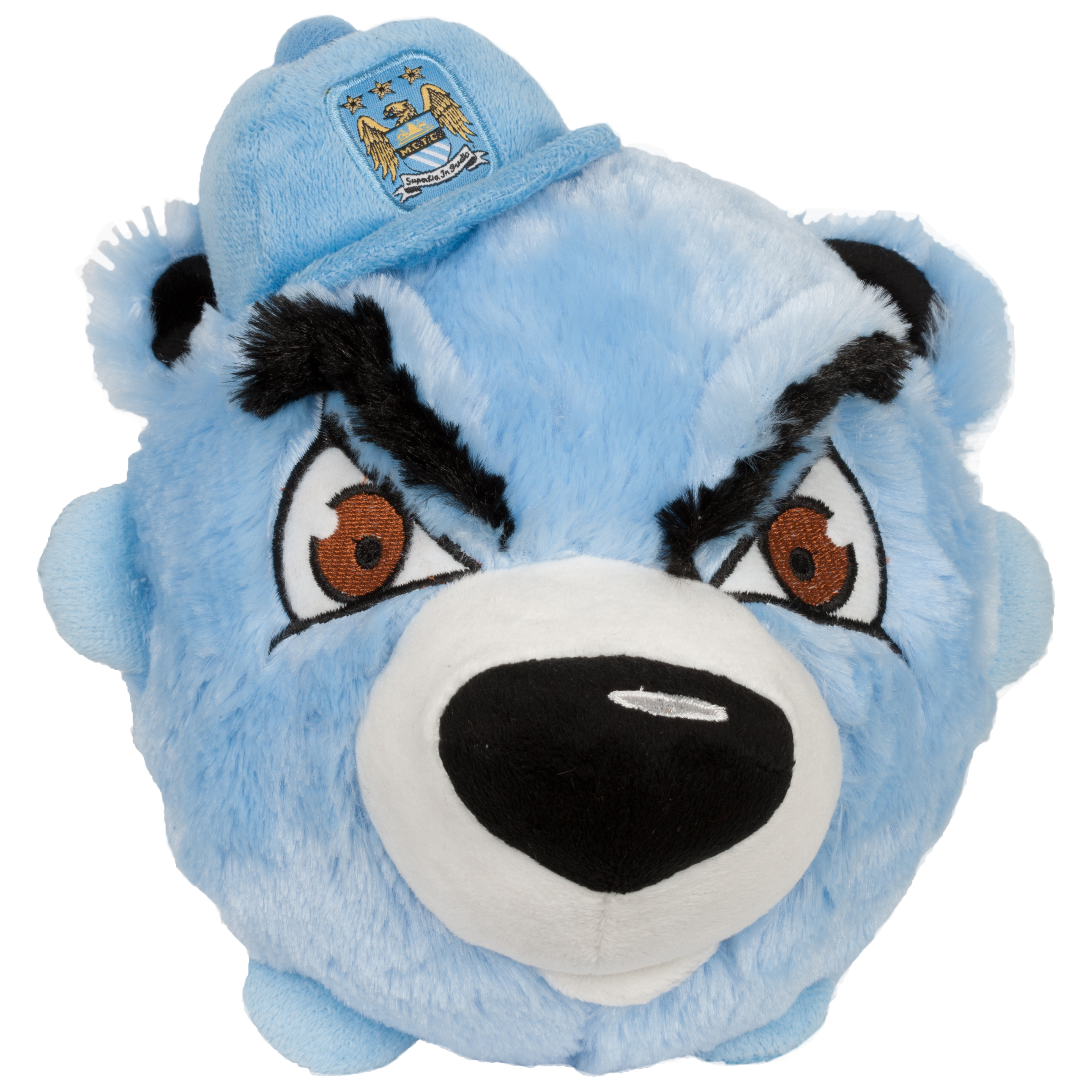 Manchester City 5inch Mad Bear