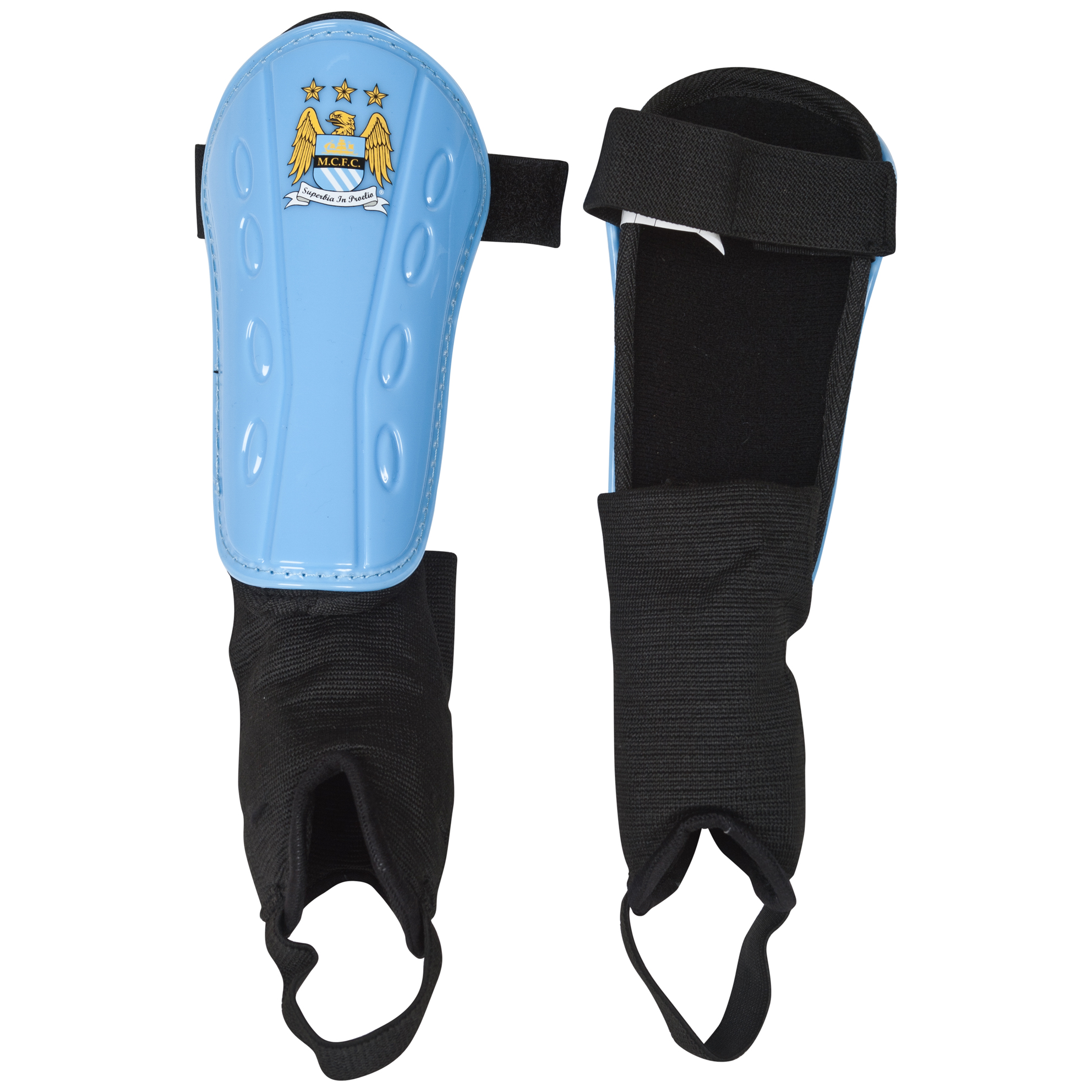 Manchester City Ankle Shinguards