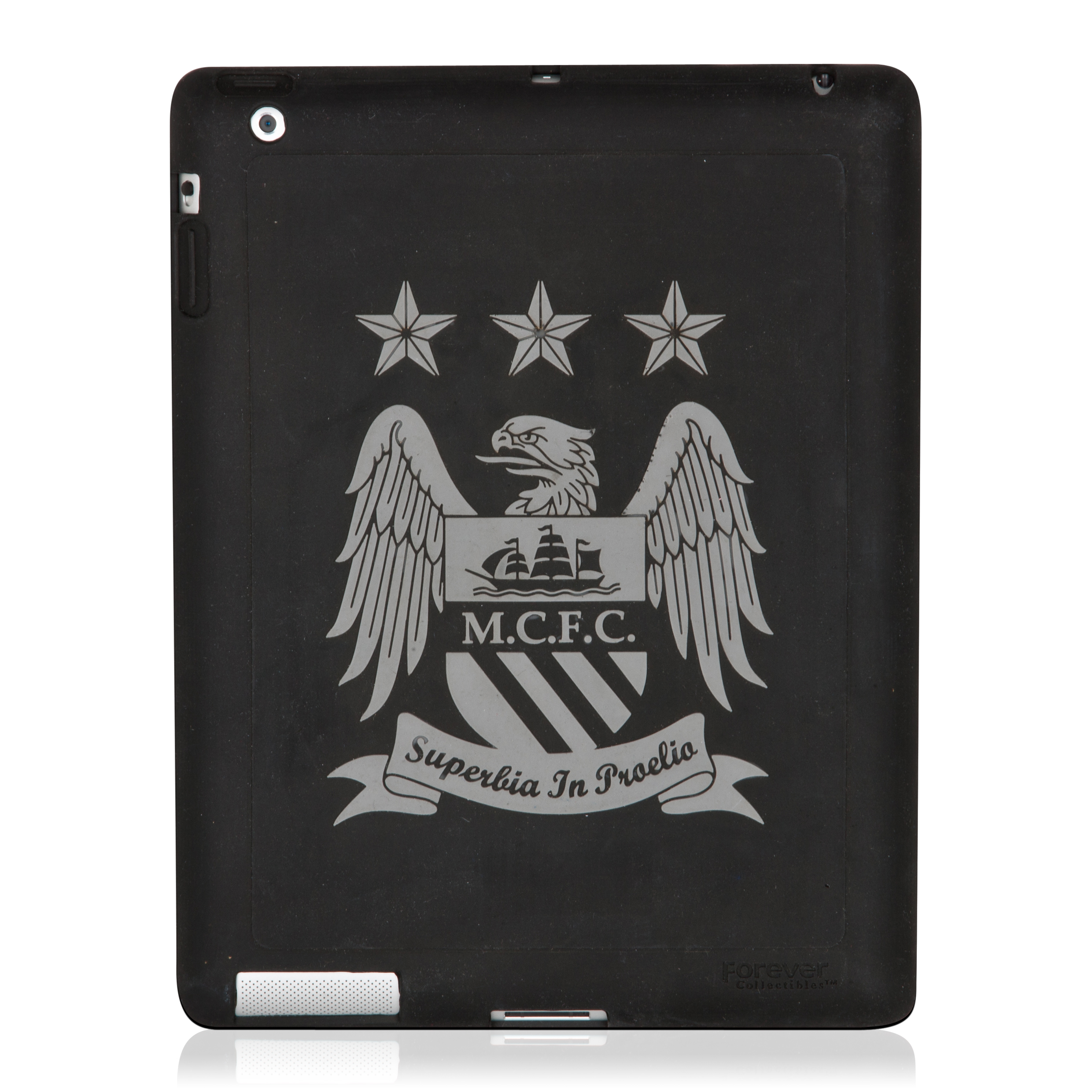 Manchester City Crest Ipad Silicon Skin