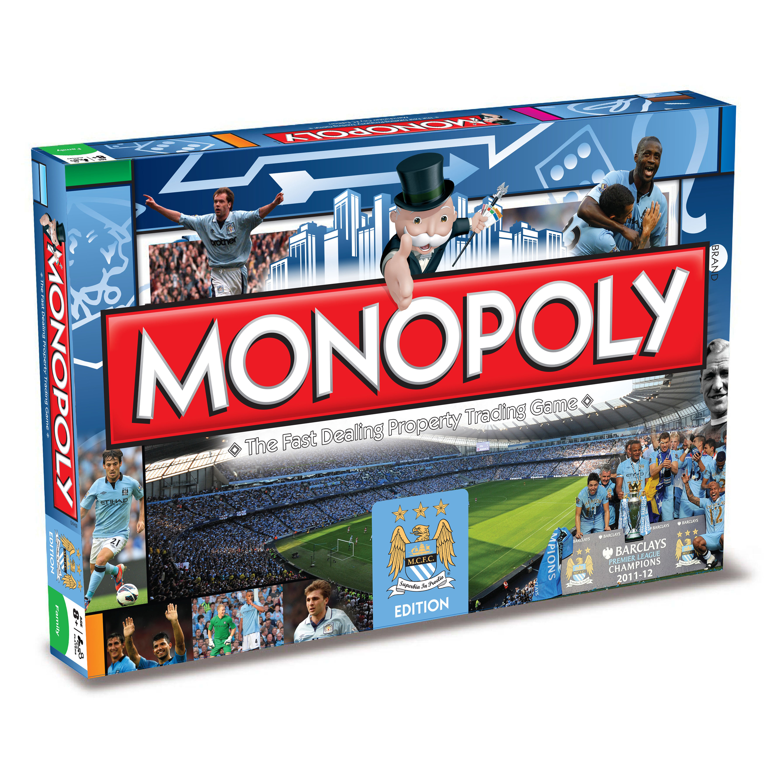 Manchester City Monopoly - New Edition